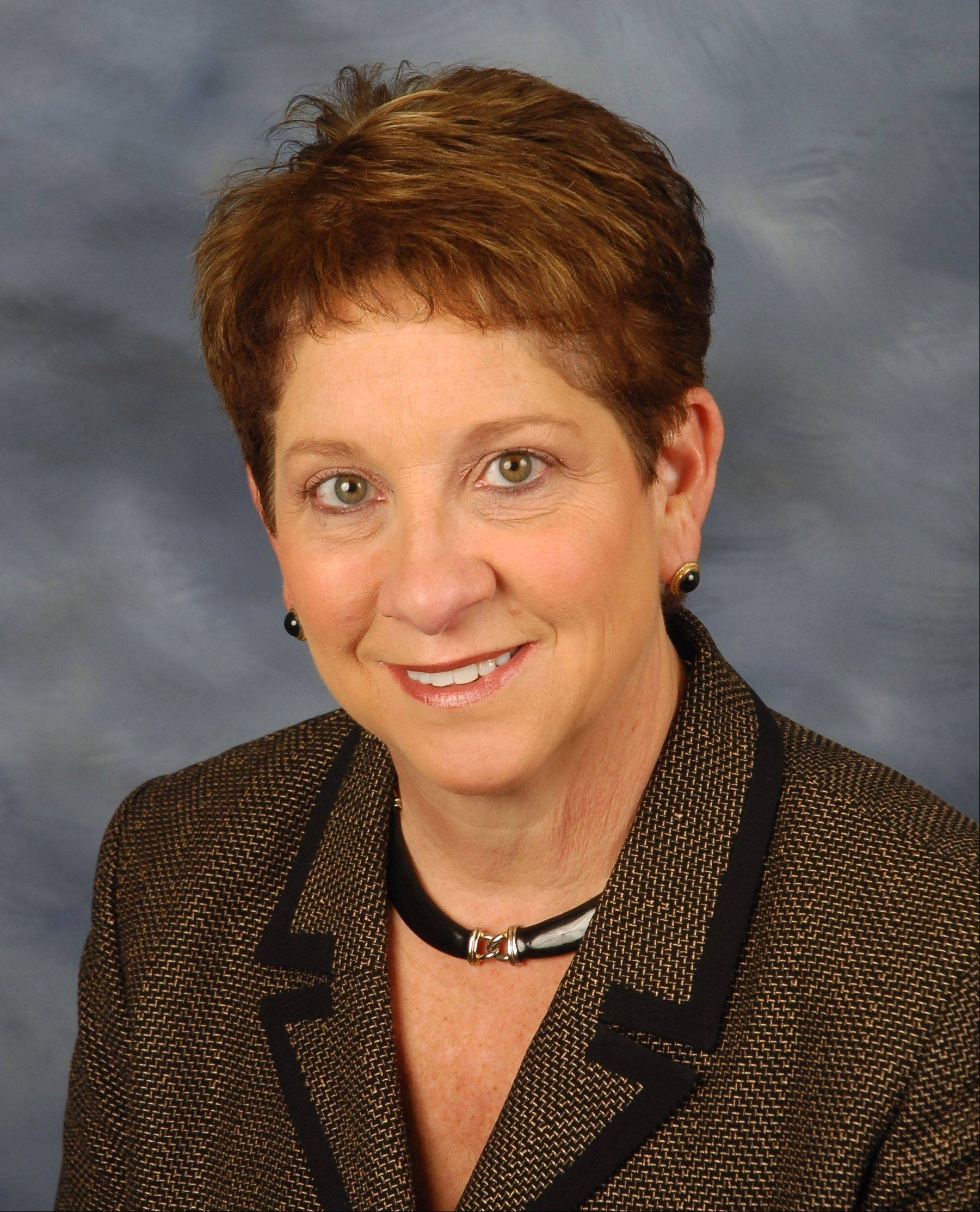 Mundelein High School Superintendent Jody Ware