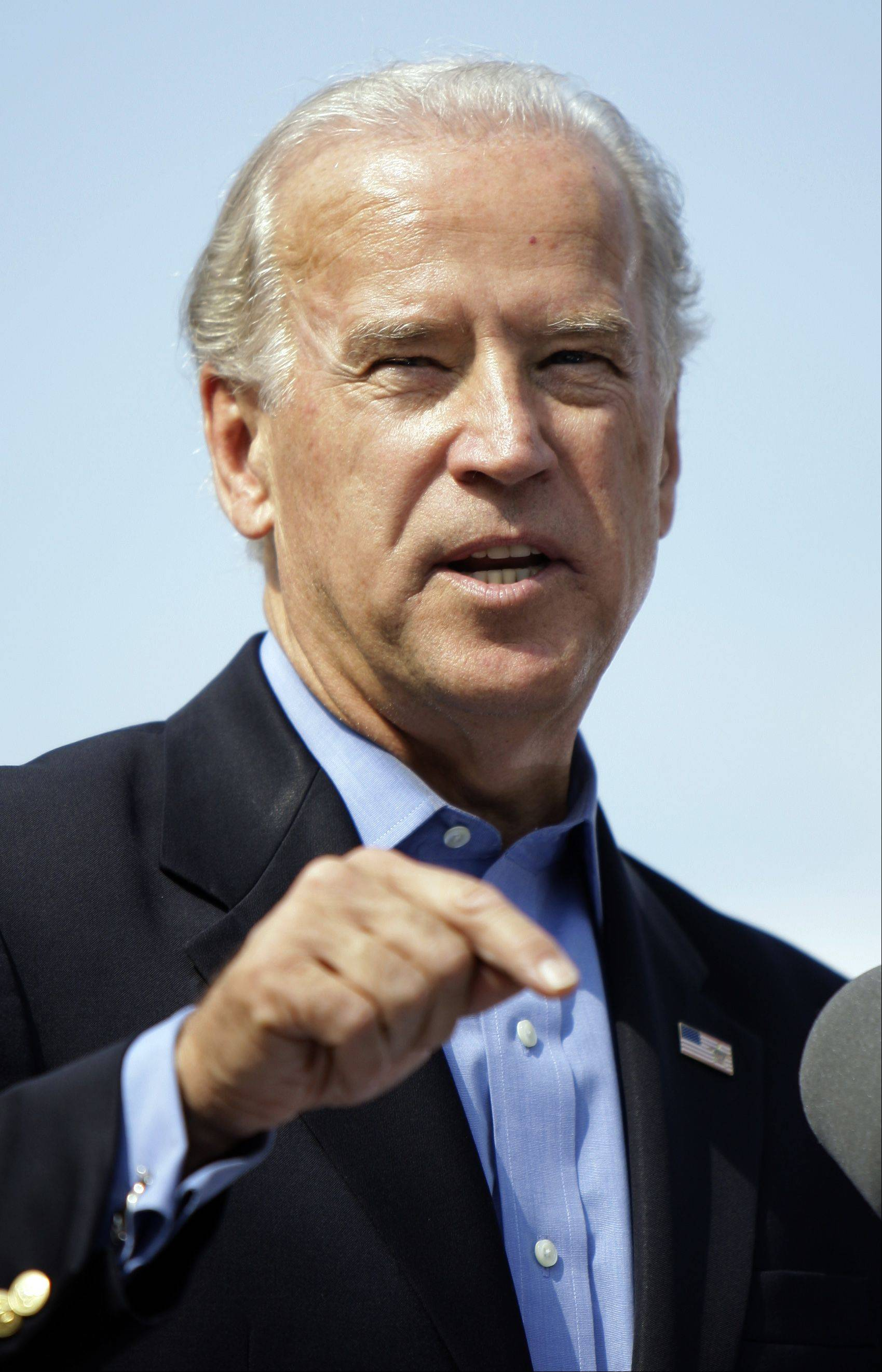 Associated Press Joe Biden