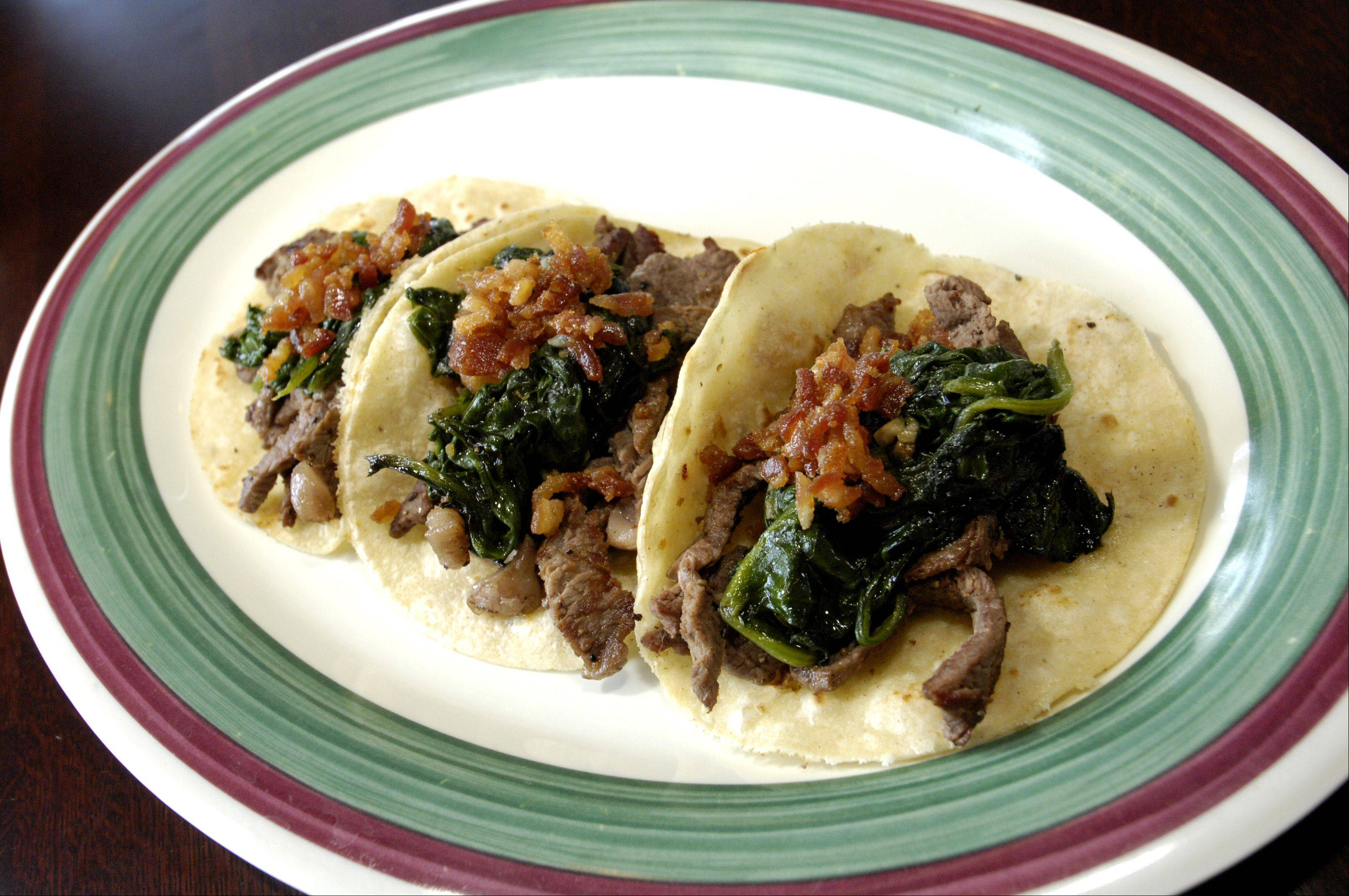 Changarro serves up picanha tacos at the West Chicago restaurant.