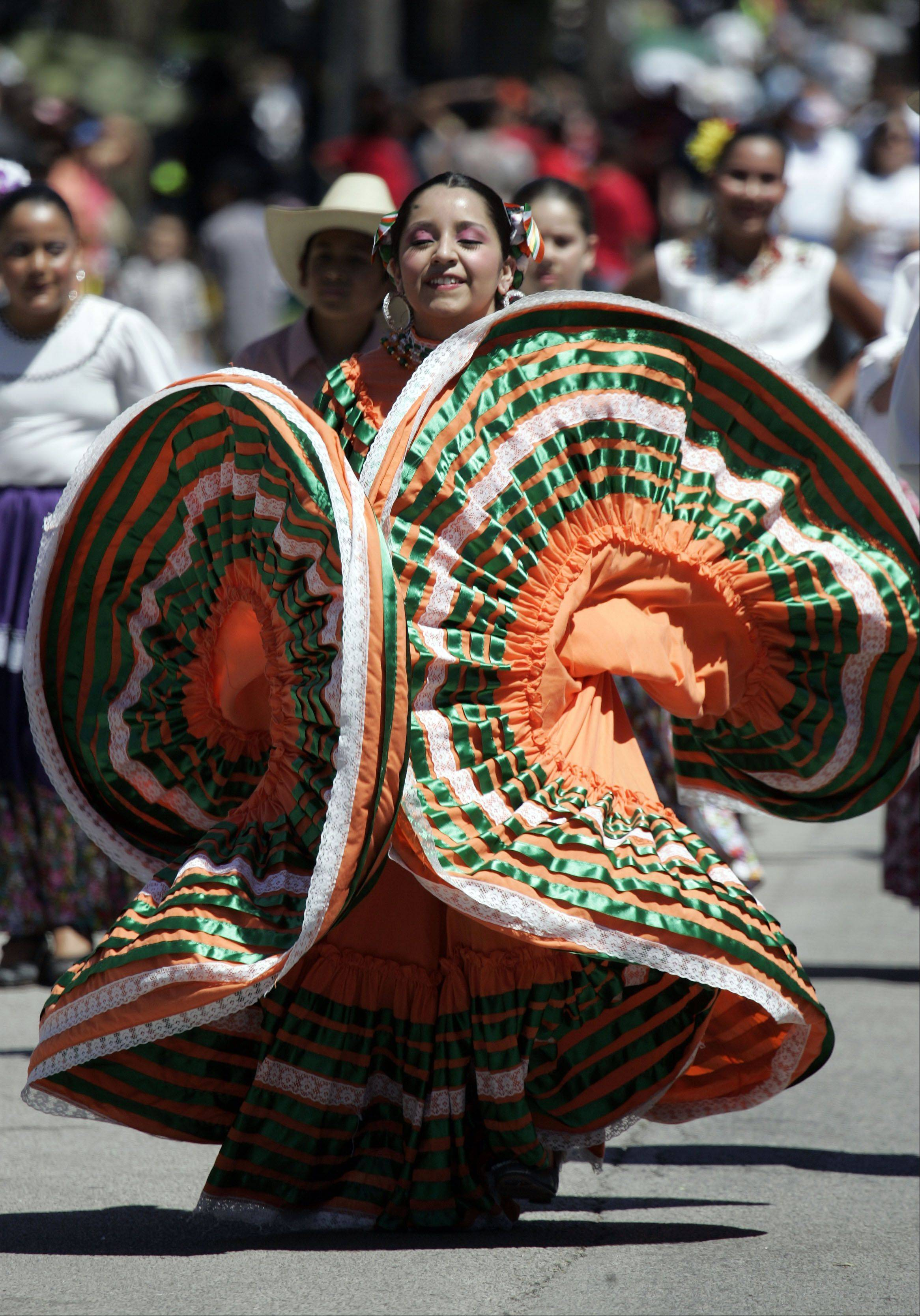 Elgin's Ballet Folklórico Huehuecoyotl will be among the entertainers at iFest, Elgin's first international festival, set for noon to 11 p.m. Saturday, Sept. 1, in Festival Park. A parade at 11 a.m. through downtown Elgin will kick off the event.