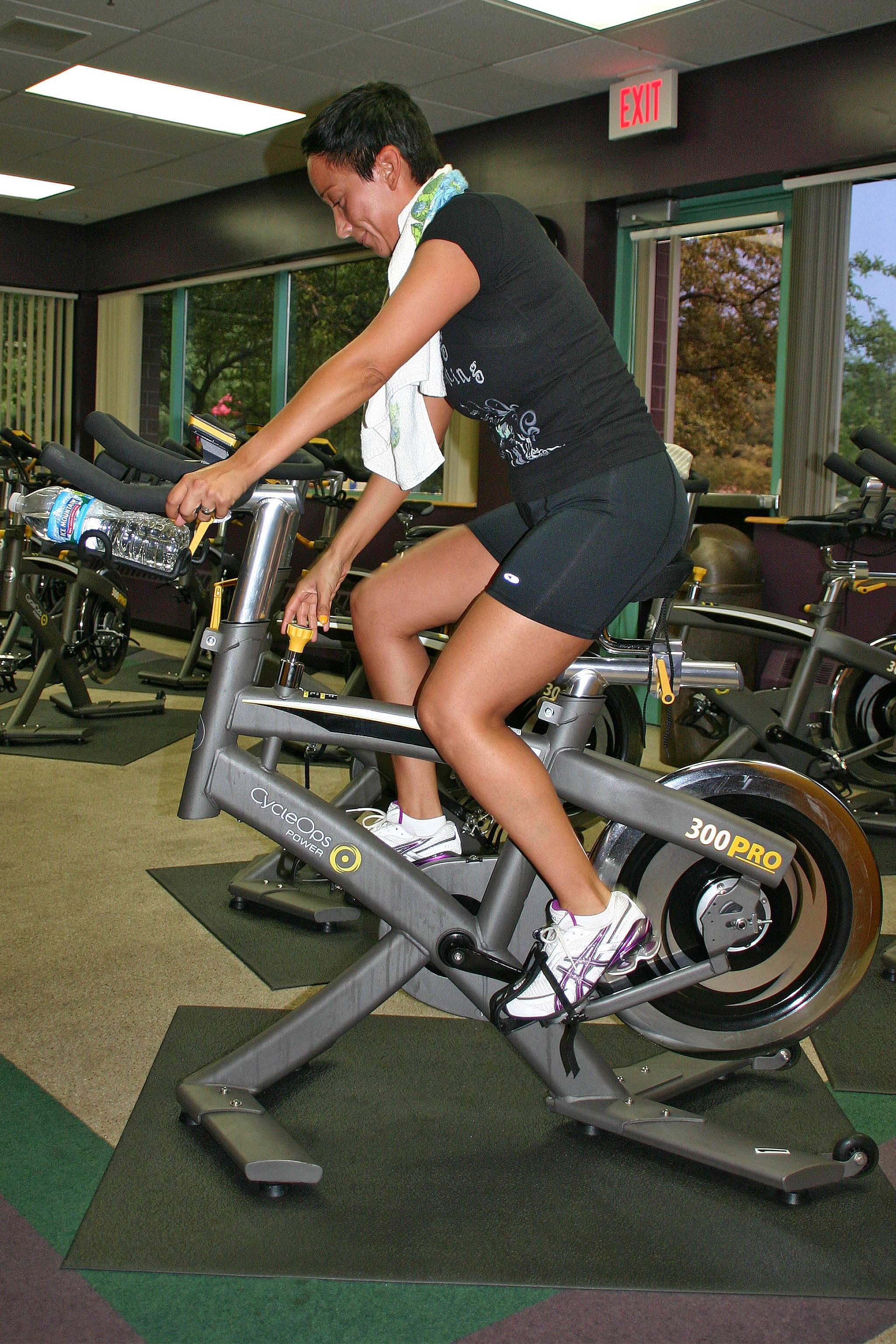 There will also be a Cycling Open House at 6:00pm and free cycling classes at 6:00am and 6:30pm at Prairie Lakes Community Center on September 5.