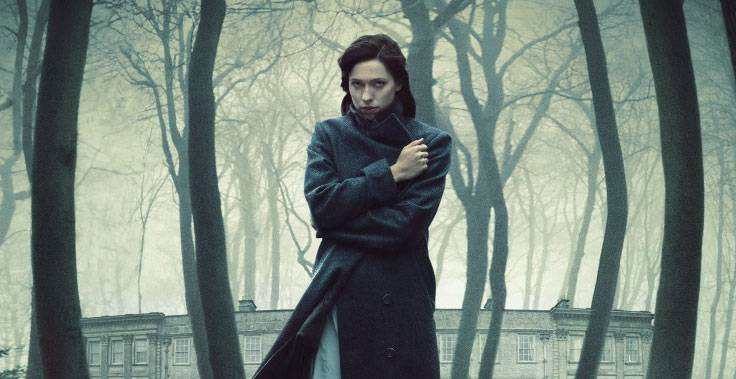 "Rebecca Hall stars in ""The Awakening."""
