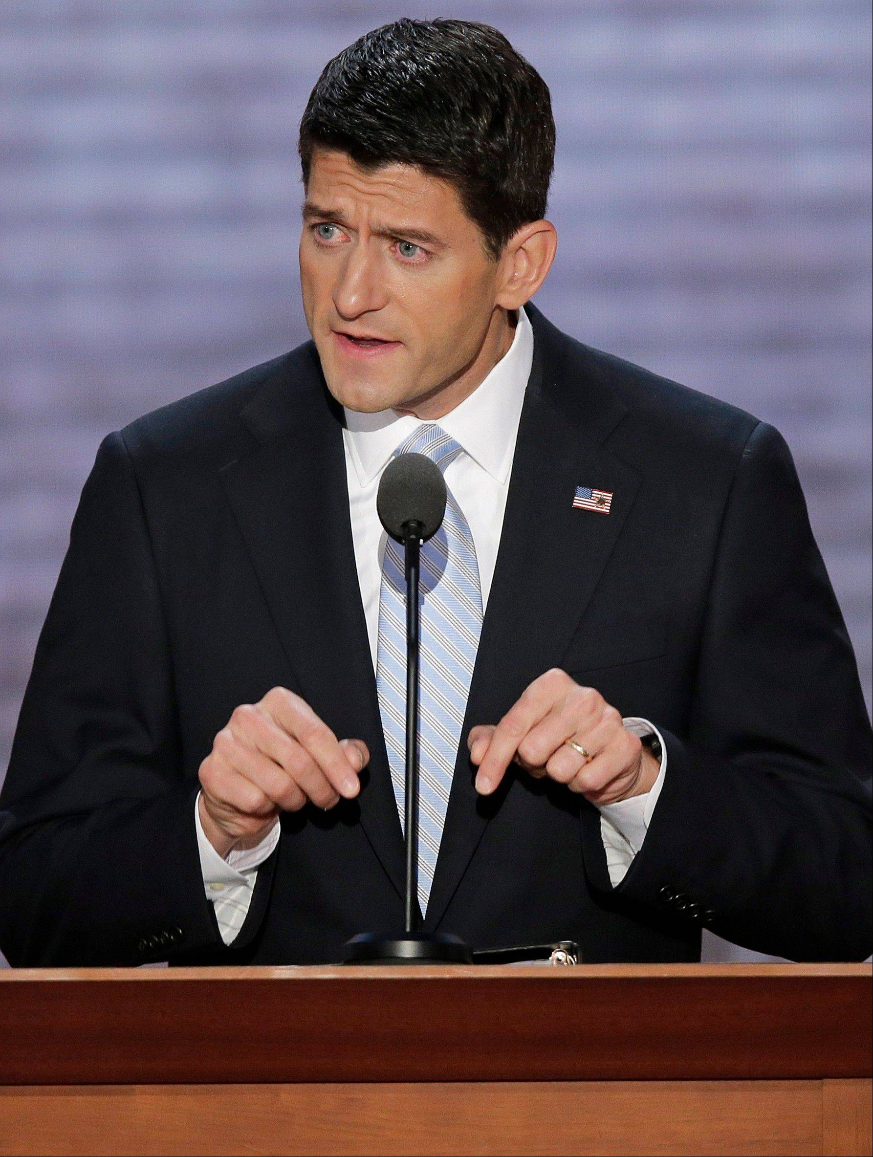Fact checkers criticized after saying Ryan erred