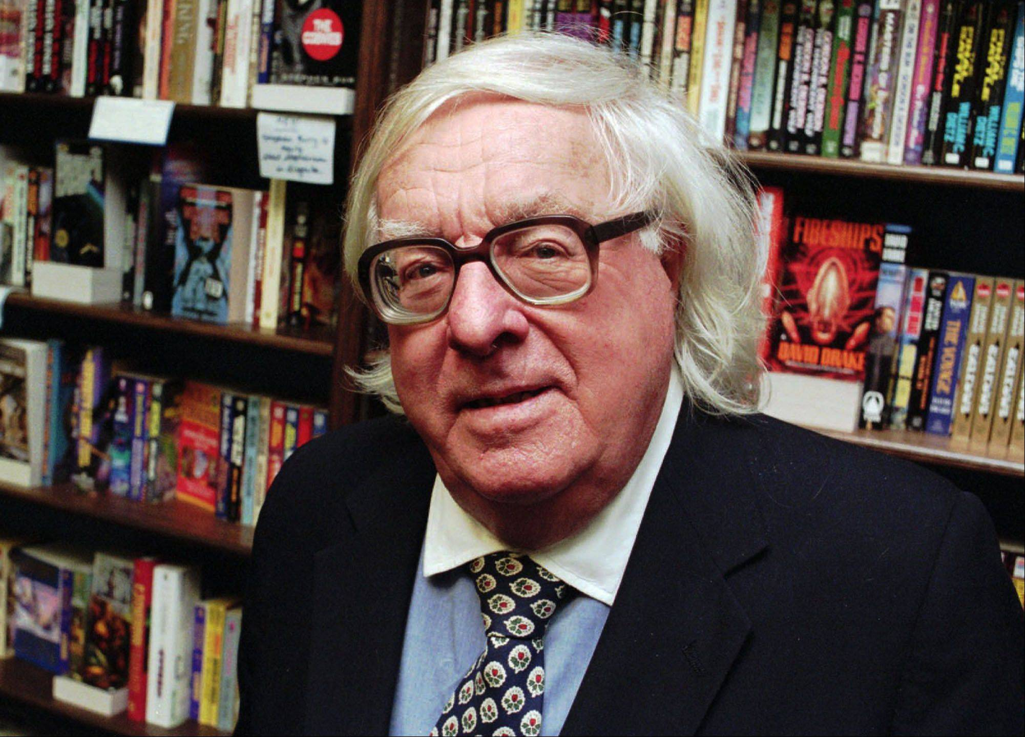 Author Ray Bradbury, a native of Waukegan, was investigated by the FBI in the 1950s and 1960s.