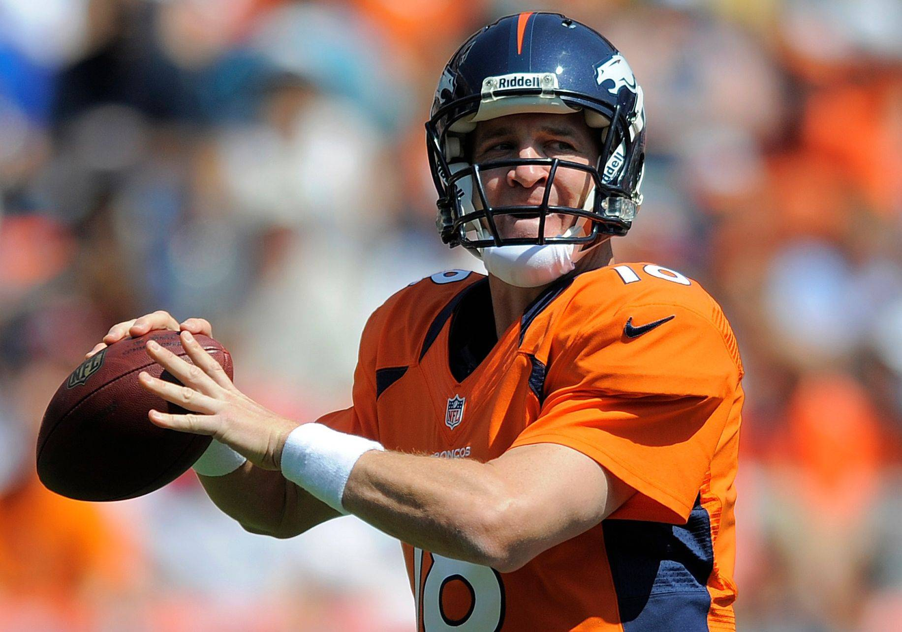 In Peyton Manning's worst season, he still threw 26 touchdown passes. The question is, will he fare well enough in Denver to warrant being an every-week fantasy starter in 2012?
