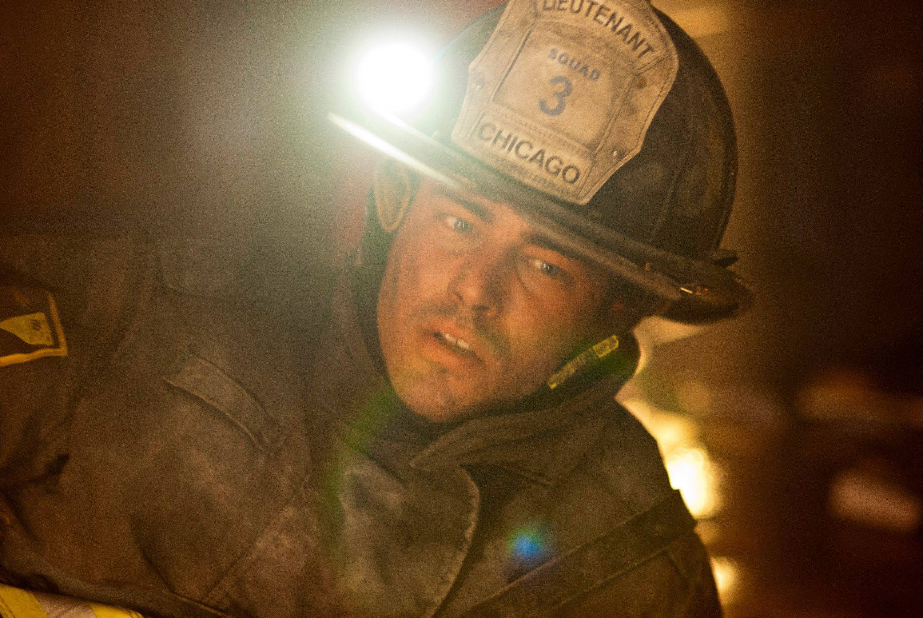 "Taylor Kinney stars in NBC's ""Chicago Fire,"" one of many new shows debuting this fall."