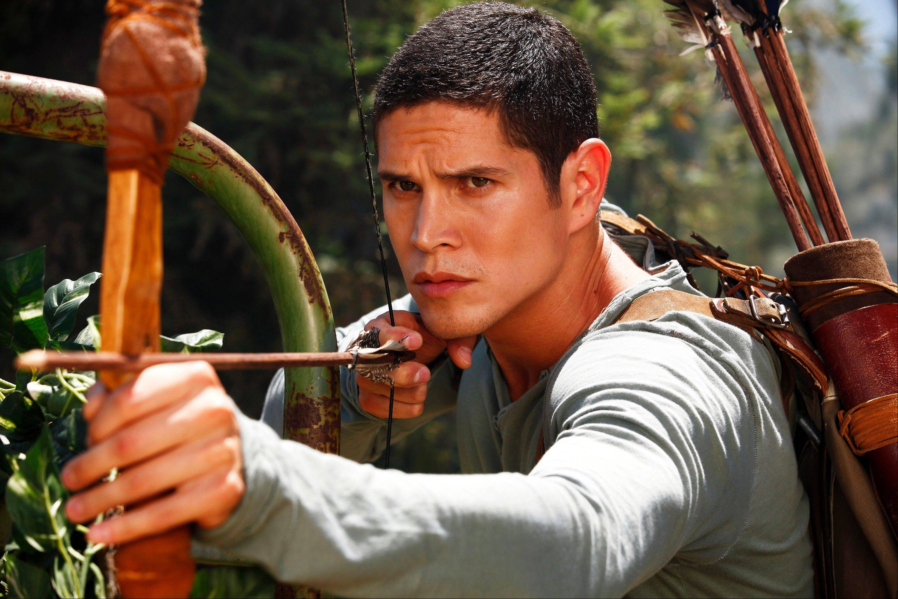 "Nate (JD Pardo) fights to survive in a modern-day Dark Ages on NBC's ""Revolution."""
