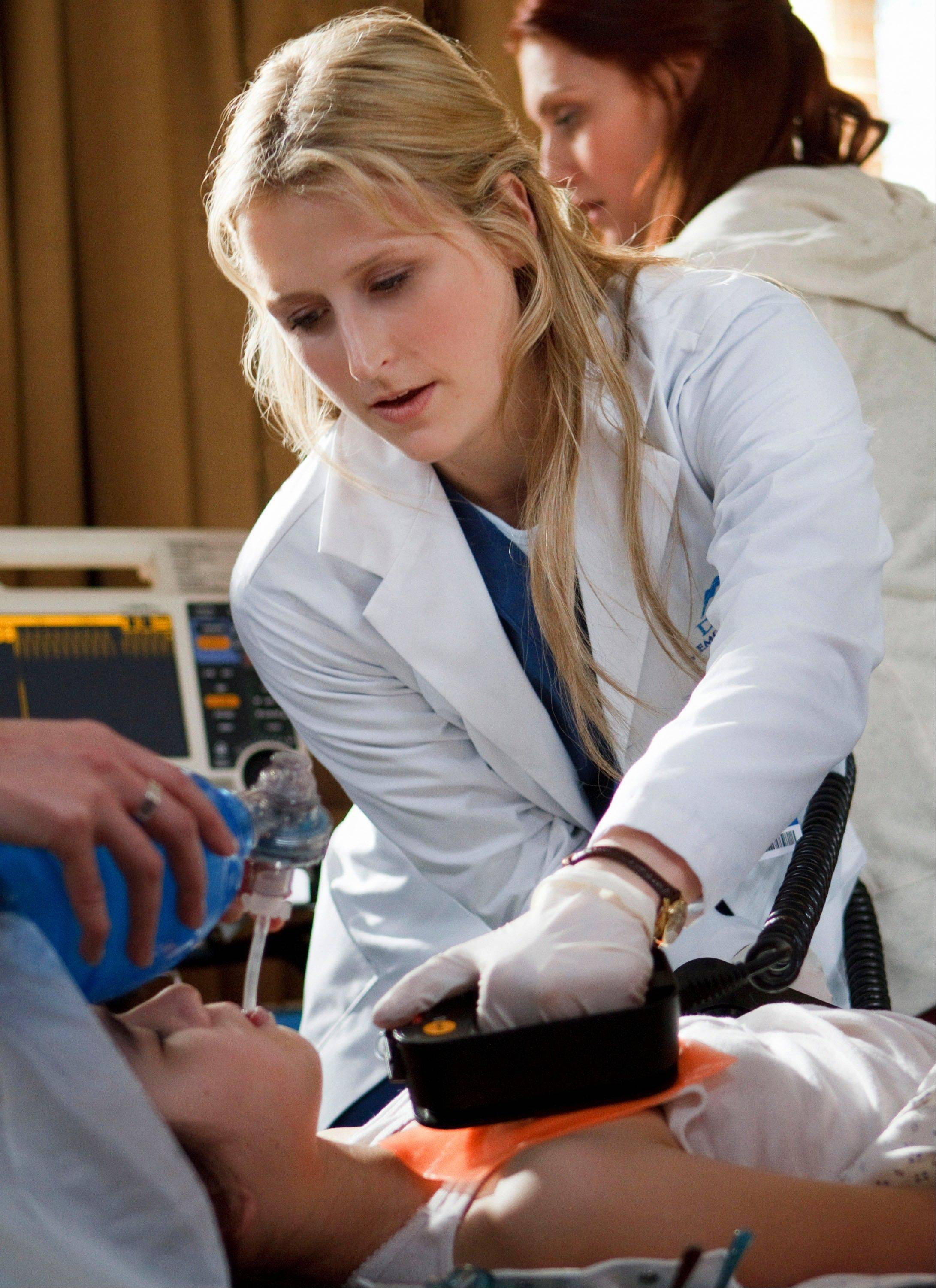 "Mamie Gummer takes the title role in The CW's ""Emily Owens, M.D."""