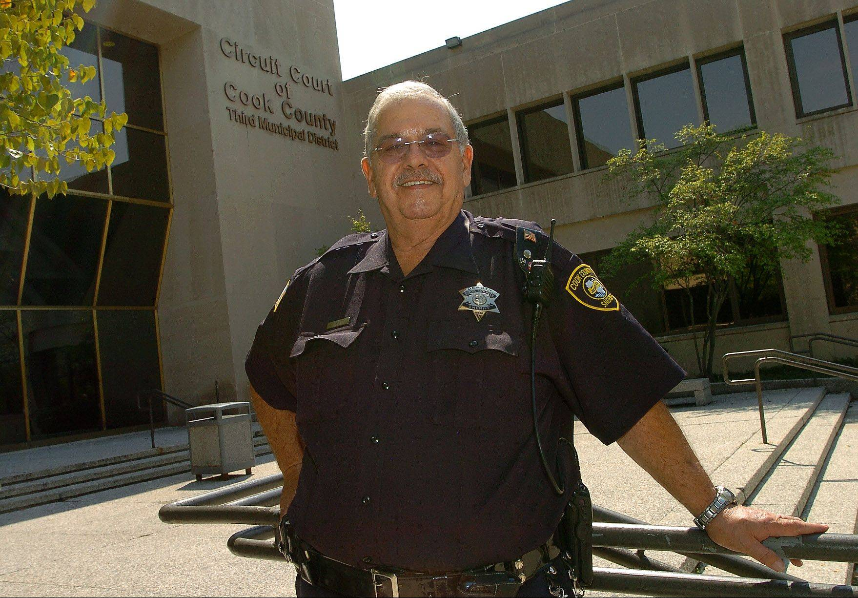 Cook County Sheriffu0027s Deputy Stan Schultz Retired Friday After 46 Years In  Law Enforcement, The