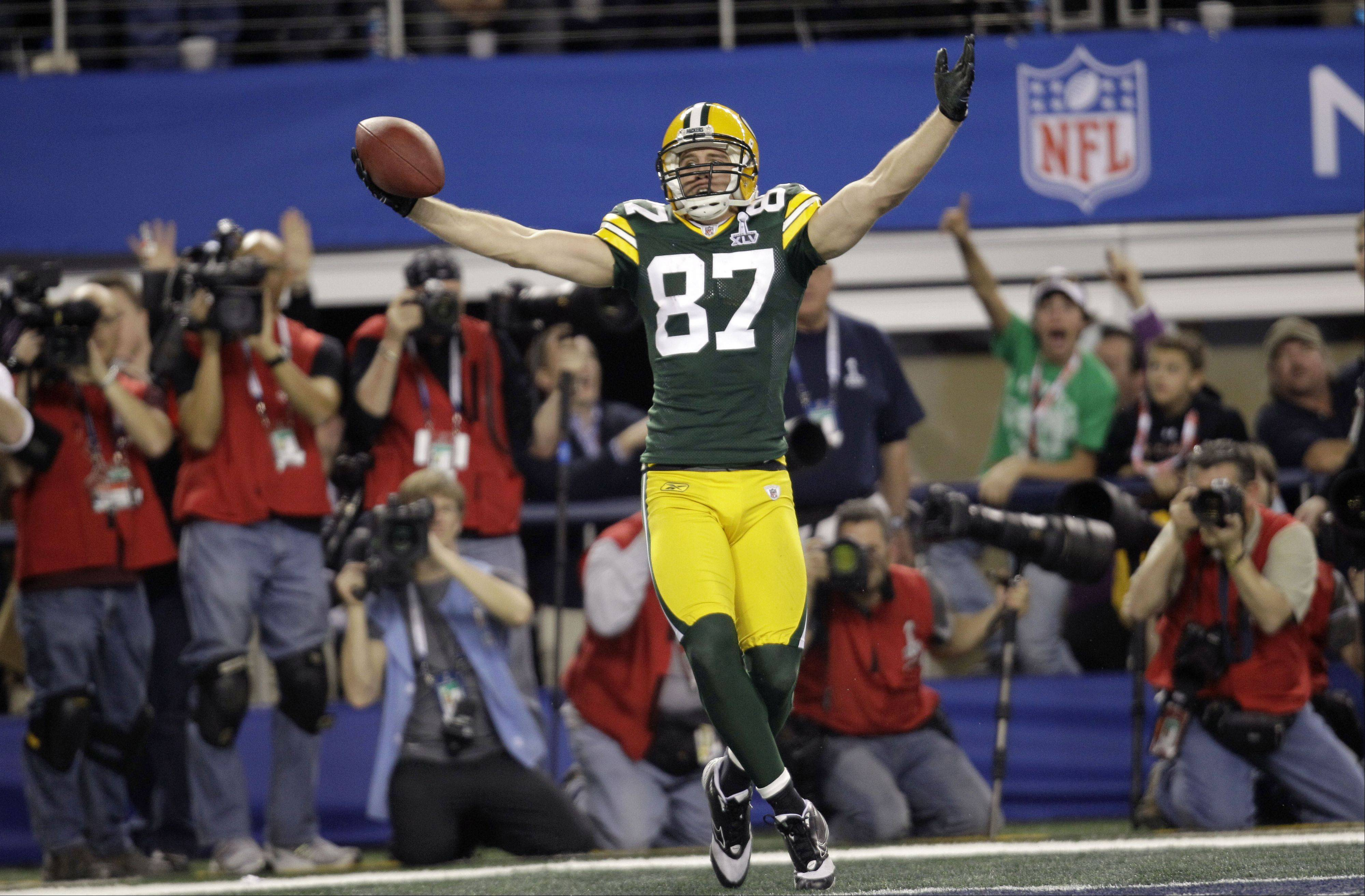 Jordy Nelson exploded onto the scene in 2011 and John Dietz believes it will continue into 2012.