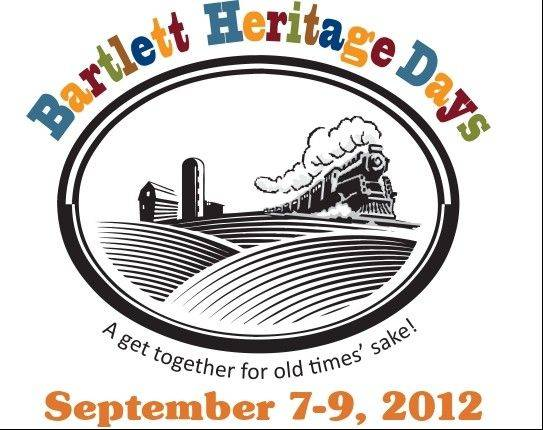 Bartlett Heritage Days logo