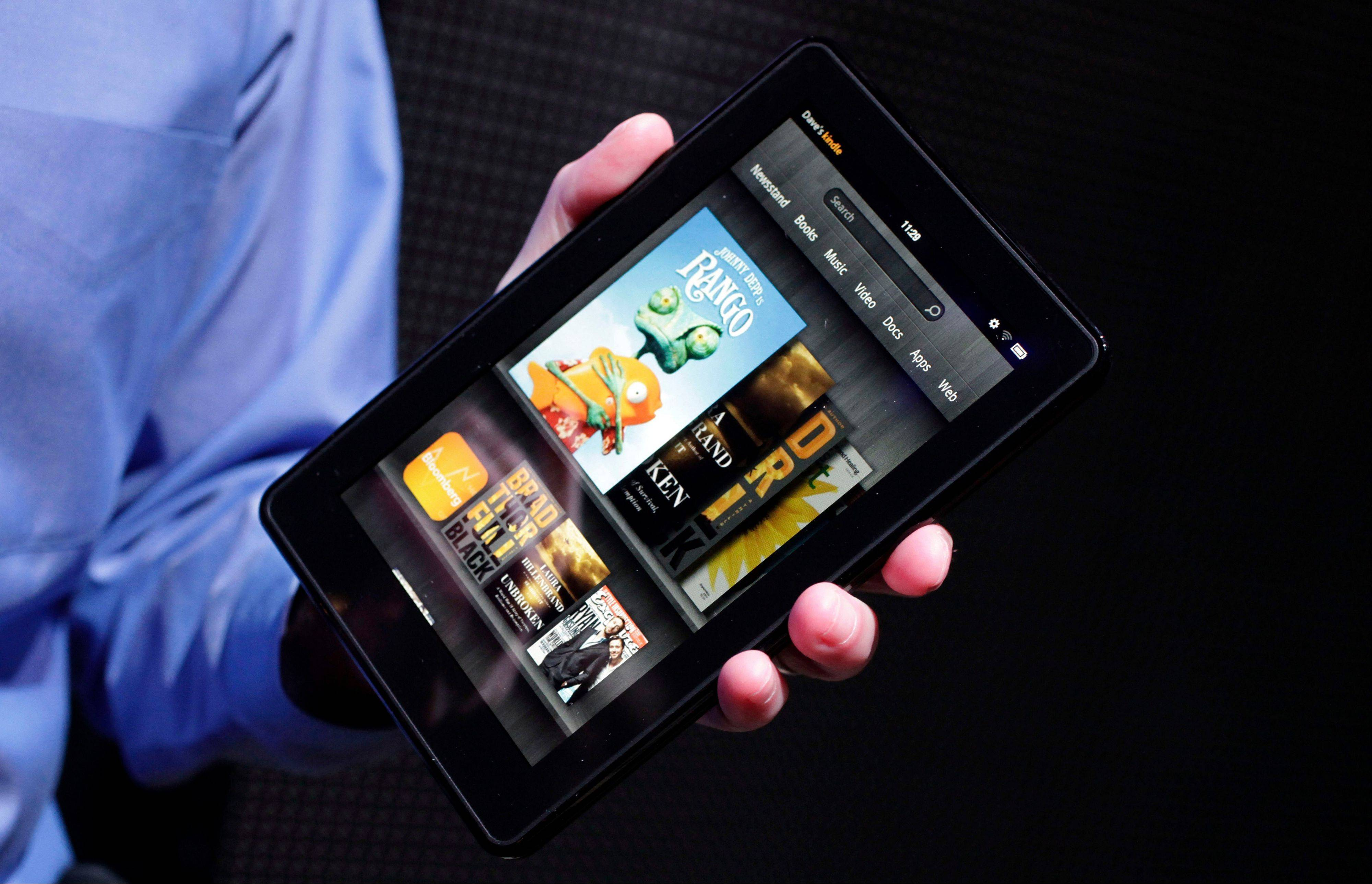 Amazon.com Inc. quenched the Kindle Fire on Aug. 30 saying its first tablet computer is now sold out. The Internet retailer has a news conference scheduled for next Thursday in Santa Monica, Calif. It's widely expected to reveal a new model of the Fire there.