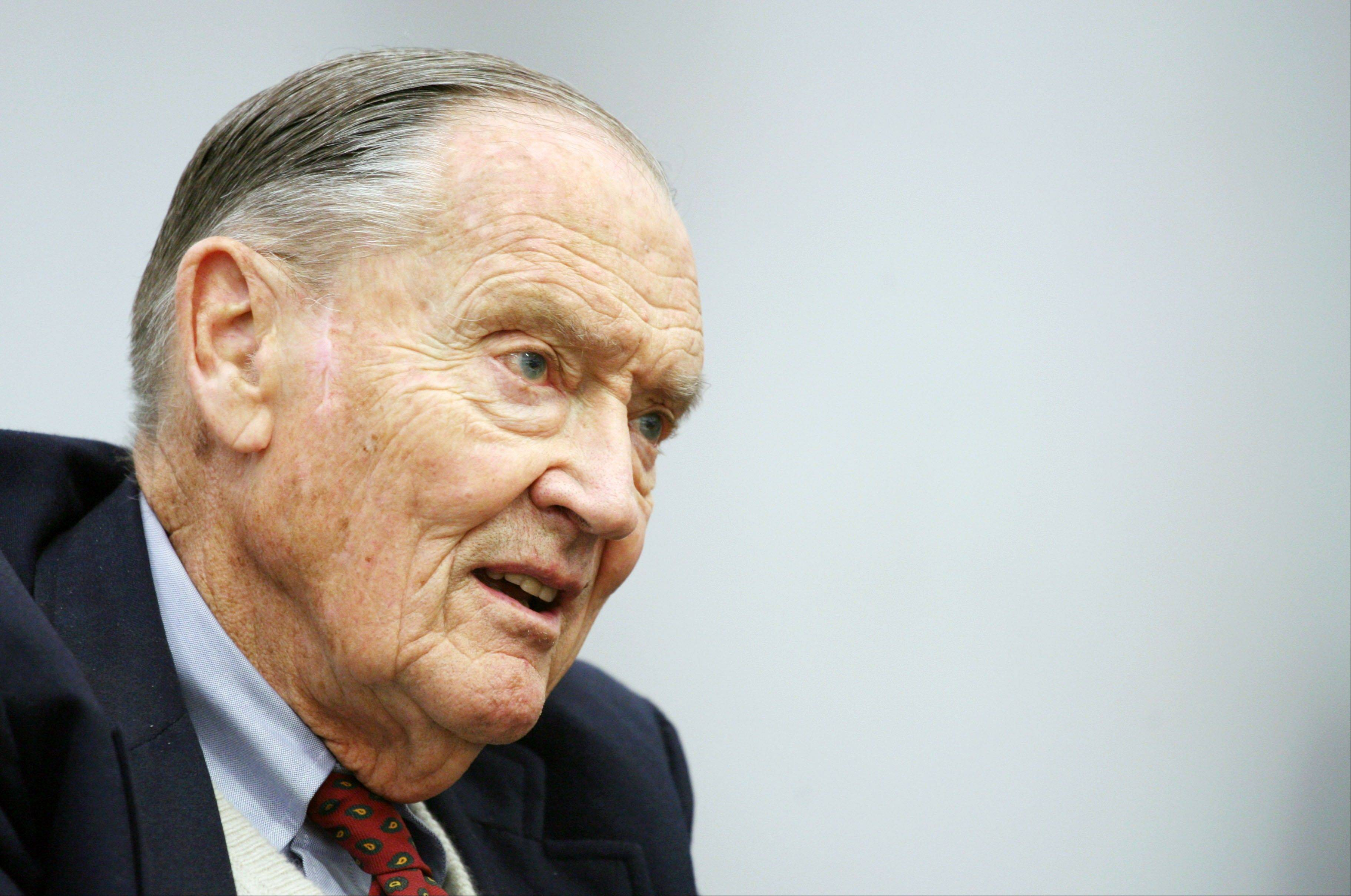 John C. 'Jack' Bogle is 83 and outspoken. Over the years, the Vanguard Group founder has frequently criticized the mutual fund industry that he helped nurture. Before retirement, Bogle challenged the industry status quo in the 1970s when Vanguard introduced the first low-cost index funds.