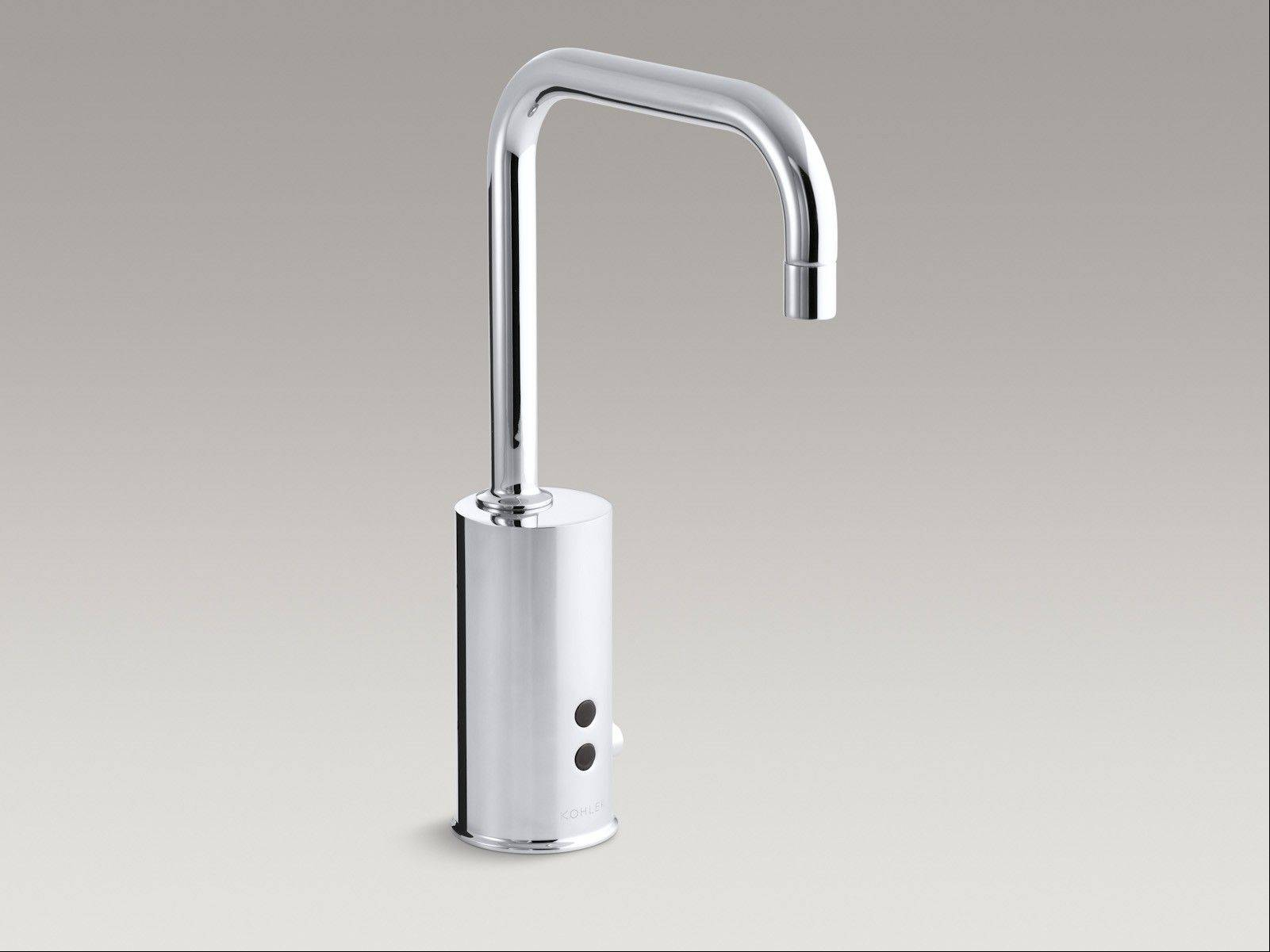 Ask The Plumber 'touchless' Kitchen Faucets Add Nice Touchrhdailyherald: Touchless Kitchen Faucet At Home Improvement Advice