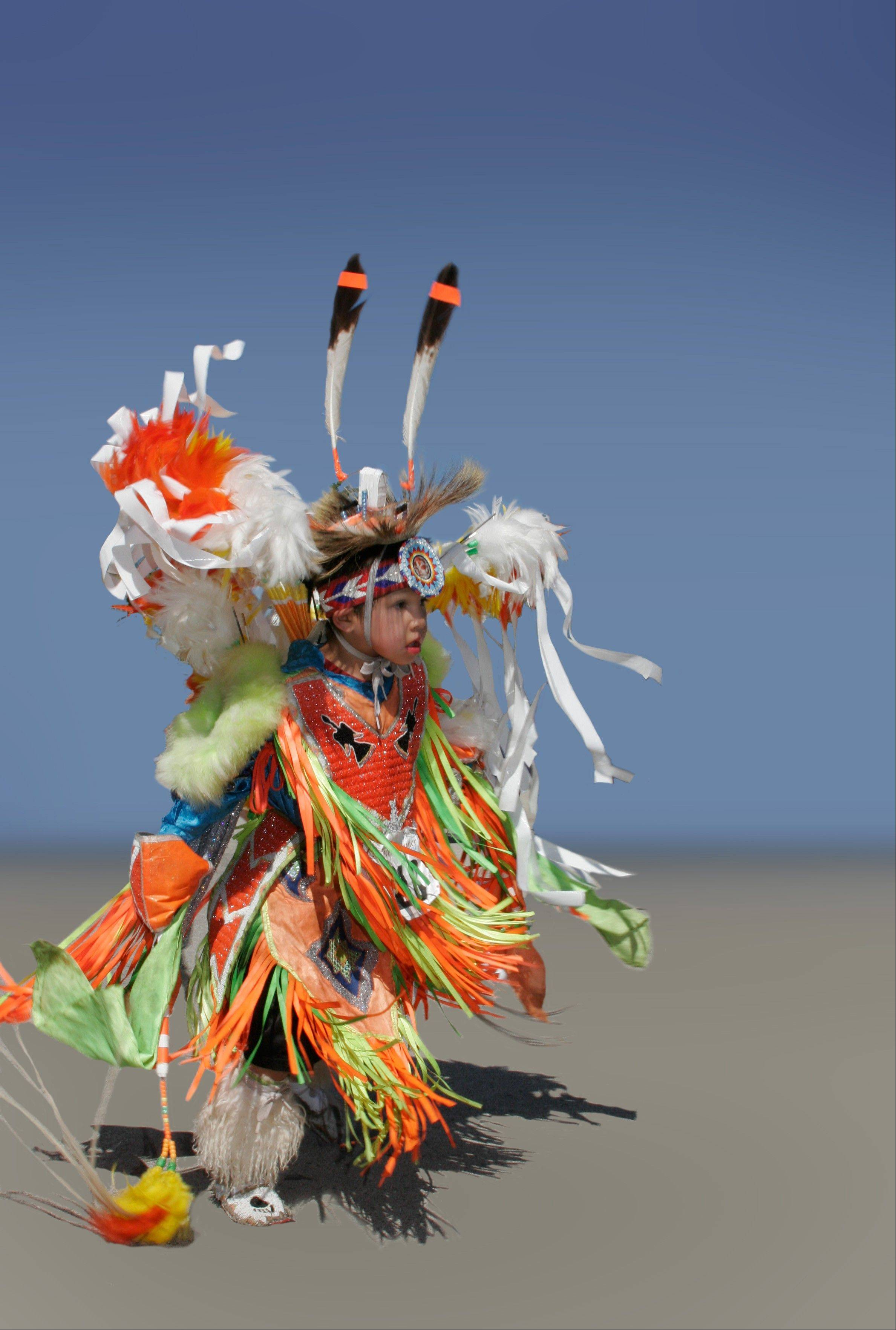 Native dances will be part of the entertainment at the Indian Summer Festival in Milwaukee Sept. 7-9.