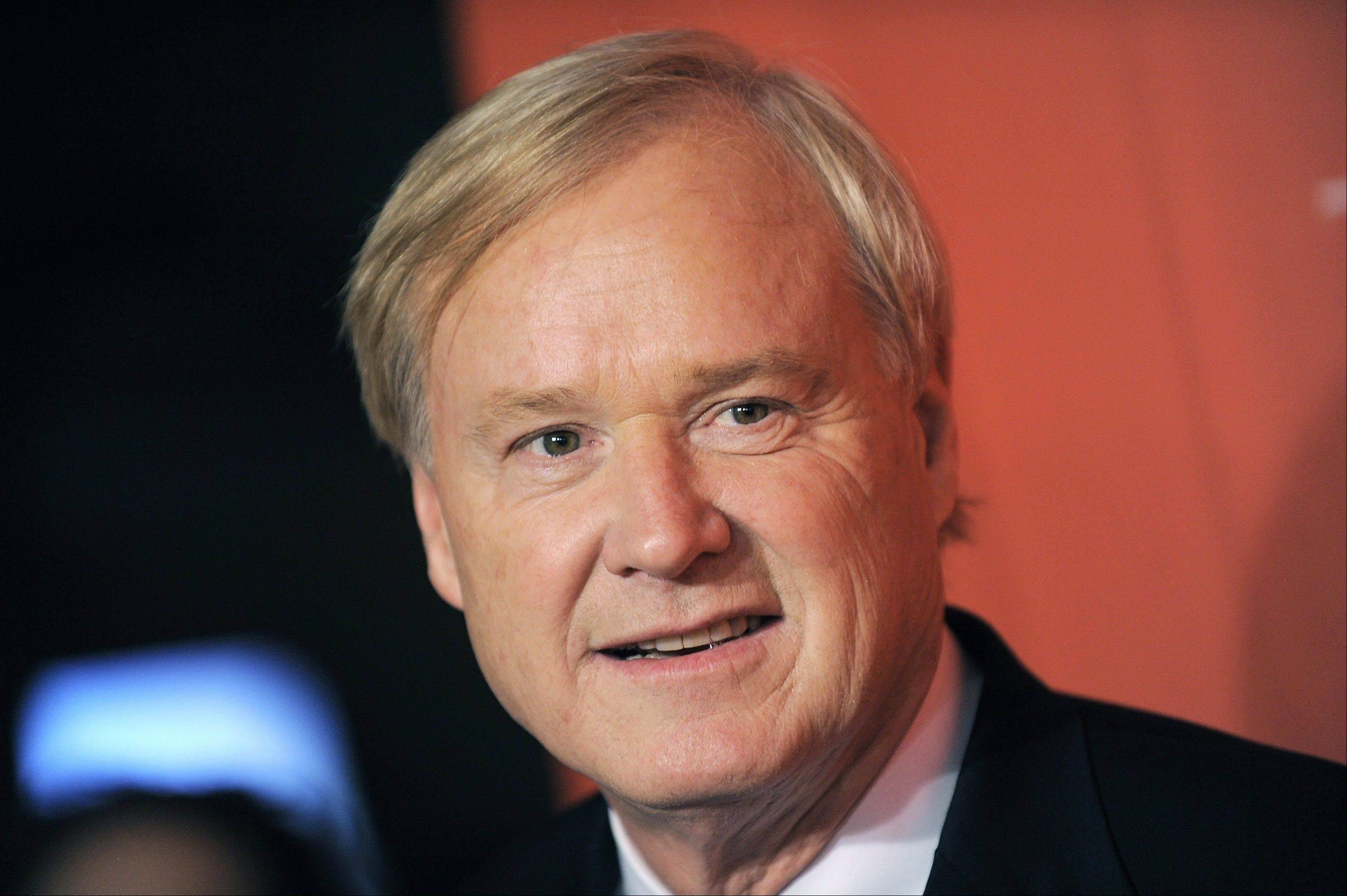 "In the cable television news world where provocation is prized, MSNBC's Chris Matthews took home the trophy from Tampa's Republican national convention as most over-the-top pundit. Matthews engaged in a bitter verbal brawl on ""Morning Joe"" with Republican National Committee Chairman Reince Priebus that upset the show's hosts, accused the GOP of conducting a campaign of race-baiting and suggested Republican presidential candidate Mitt Romney is not proud of his record in public life."