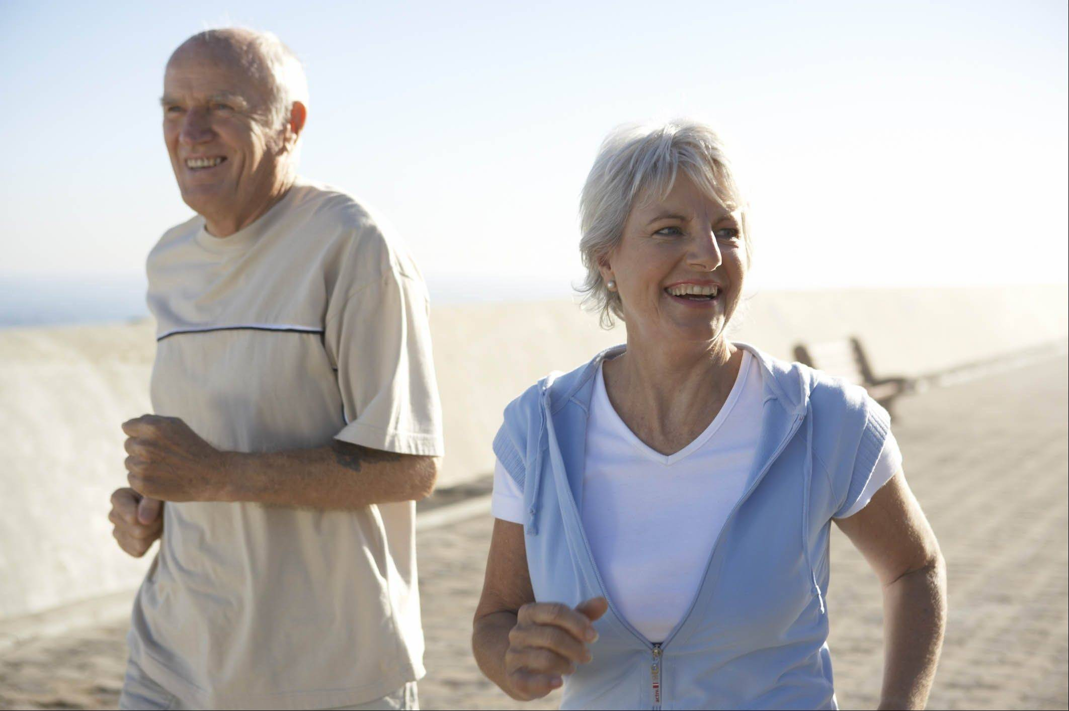 Moderate exercise may reduce the risk of cognitive impairment in older adults, according to researchers.