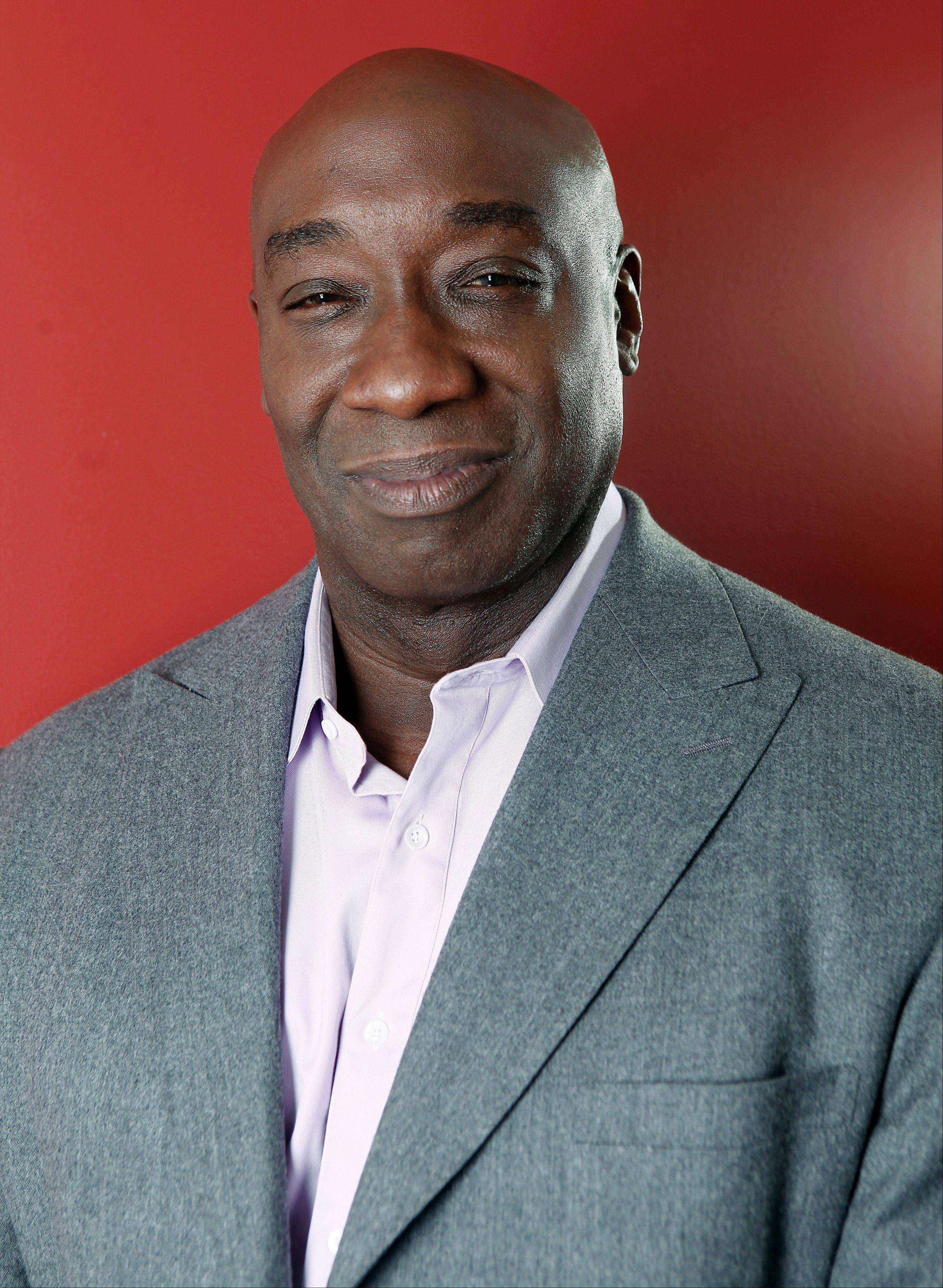 This Jan. 11, 2012 file photo shows actor Michael Clarke Duncan in New York. Duncan died Monday at age 54.