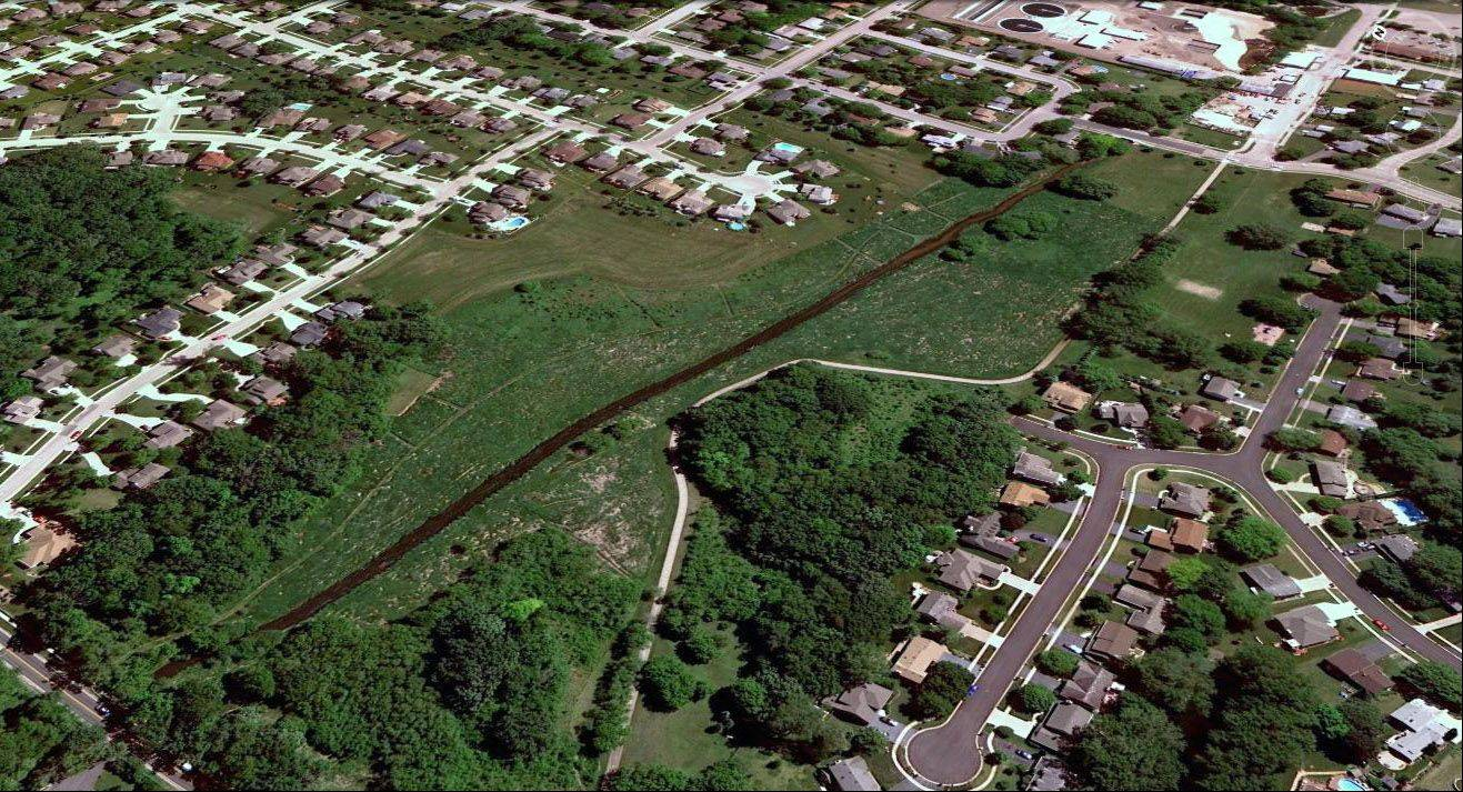 "The Chicago Metropolitan Agency for Planning is working with Antioch on a ""Lifestyle Corridor"" plan for a greenway system to connect a variety of uses from the Chain O' Lakes to the Des Plaines River. The Tiffany Road bike path along Sequoit Creek represents a portion of the area the village wants to enhance."