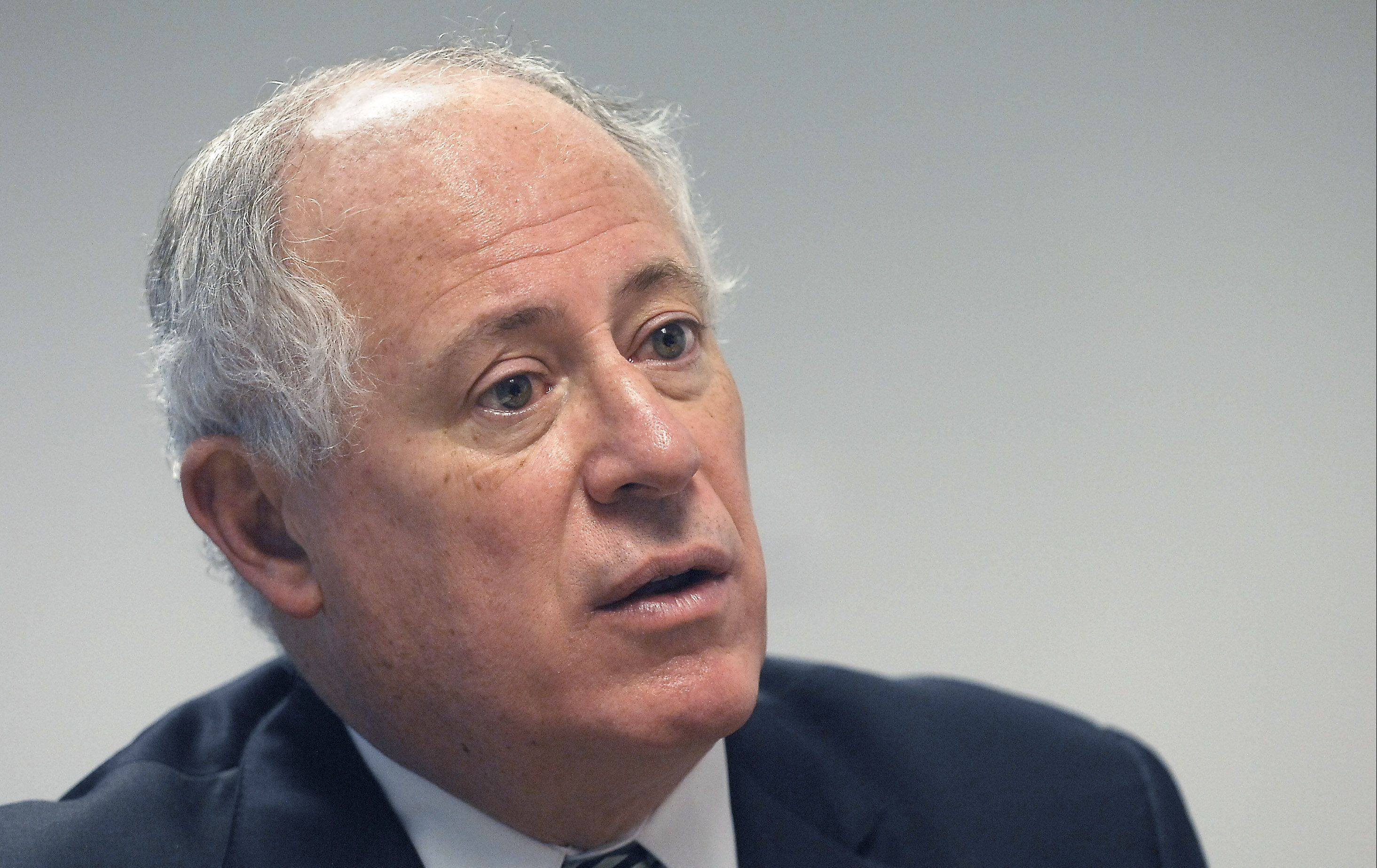 Gov. Pat Quinn, who is expected to speak at the Democratic National Convention in Charlotte this week, faces an uphill battle if he tries to curb contributions from the gambling industry to state lawmakers.