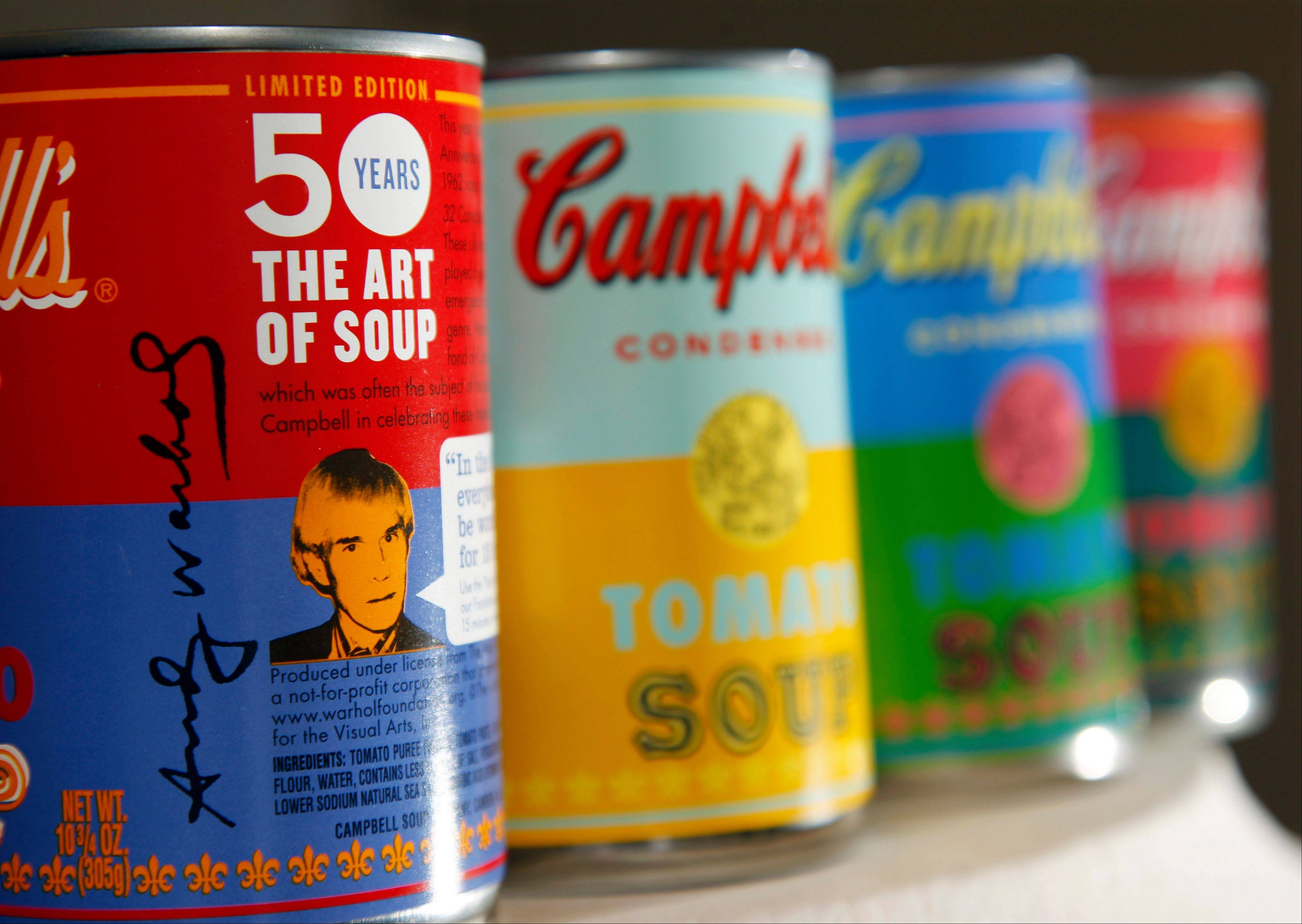 Campbell Soup's net income rose 27 percent in its fiscal fourth quarter on strong sales of soup and other simple meals in the U.S. The results beat analysts' expectations and the food maker gave fiscal 2013 revenue guidance above Wall Street's view.