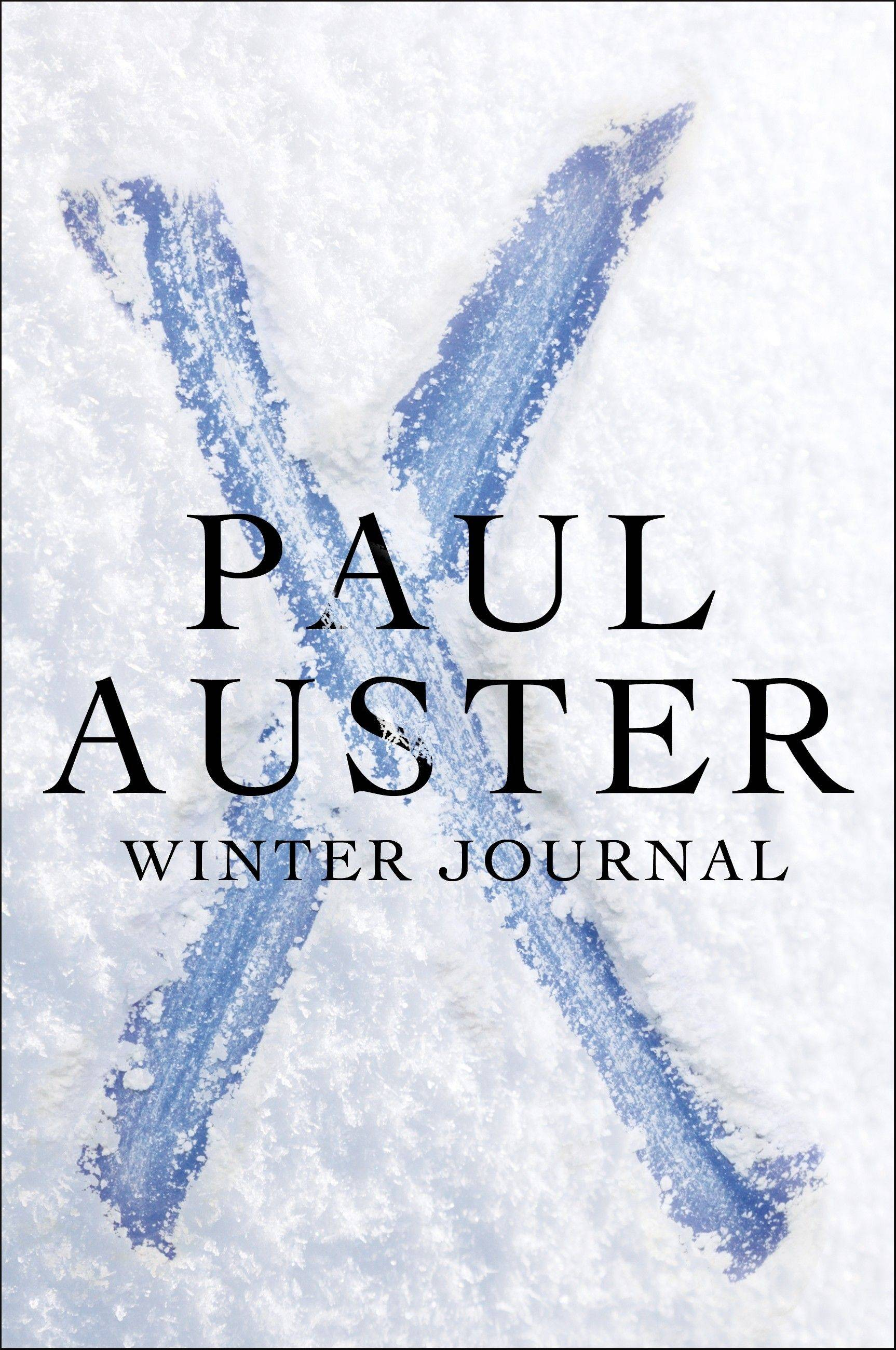 """Winter Journal"" by Paul Auster"
