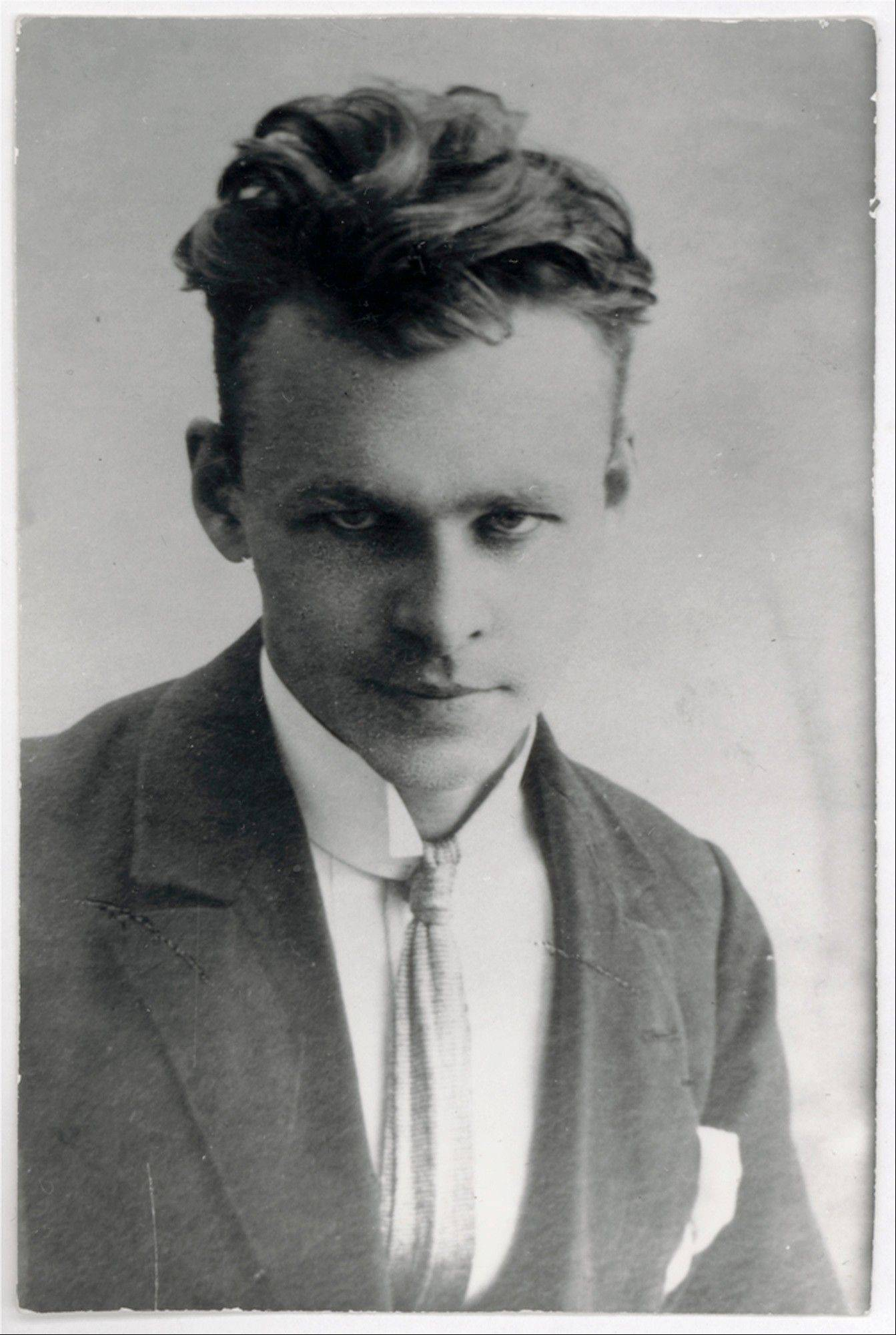 This photo taken in 1920s and provided by the Institute of National Remembrance shows Witold Pilecki. More than a hundred skeletons of Poles murdered by the communist regime after World War II have been excavated from a secret mass grave on the edge of Warsaw's Powazki Military Cemetery during recent digging works. Historians hope to identify among them the remains of Witold Pilecki who volunteered to be an Auschwitz inmate to secretly gather evidence of atrocities there.