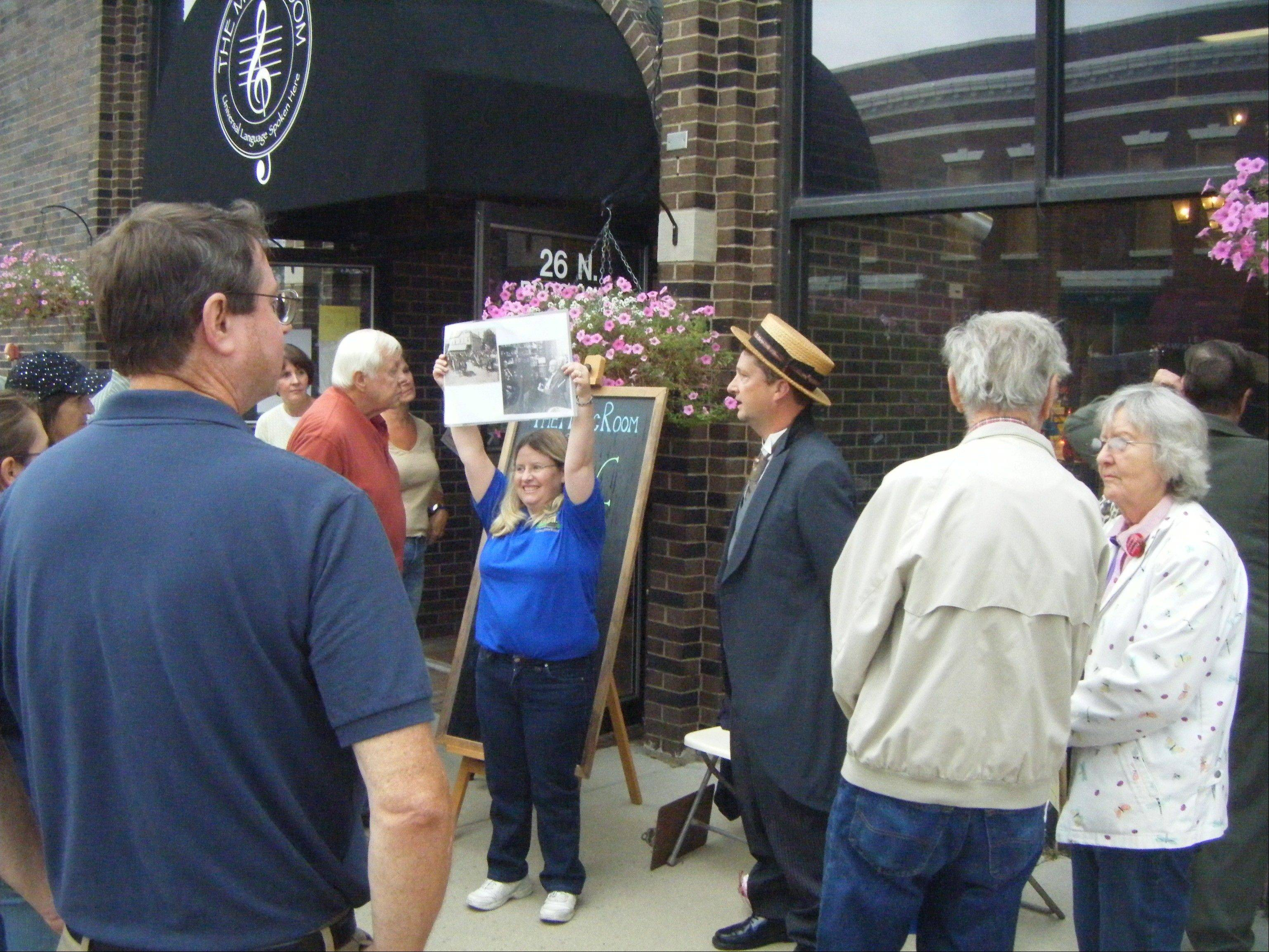 Visit seven places of historical significance in downtown Palatine and listen to stories told by docents, who will share the history of each location, at the Palatine Historical Society's second annual History Crawl Friday, Sept. 7.