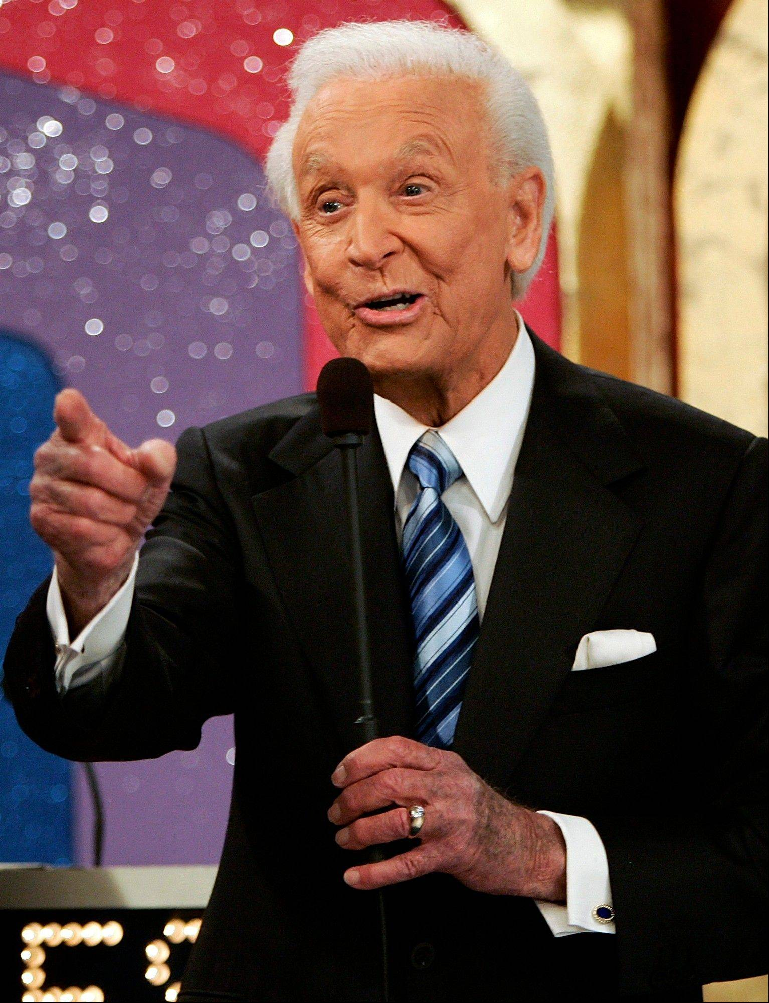 "Bob Barker, who hosted the game show ""The Price Is Right"" for 35 years, says he has not been invited to be part of the 40th anniversary special."