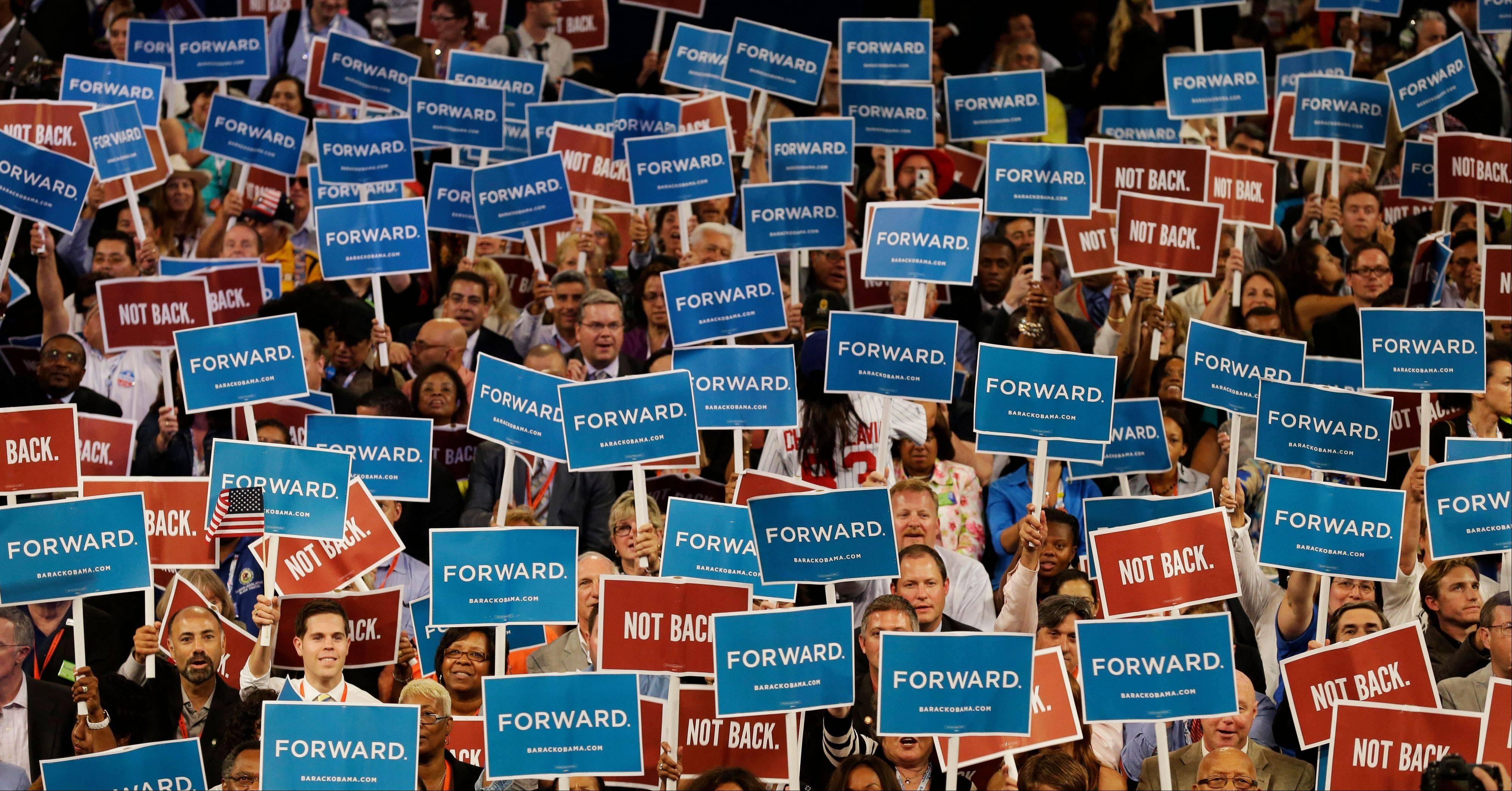 The Democratic National Convention floor might be exciting, but it�s not all that comfortable for delegates, who have to deal with crowding, seat stealing and security.