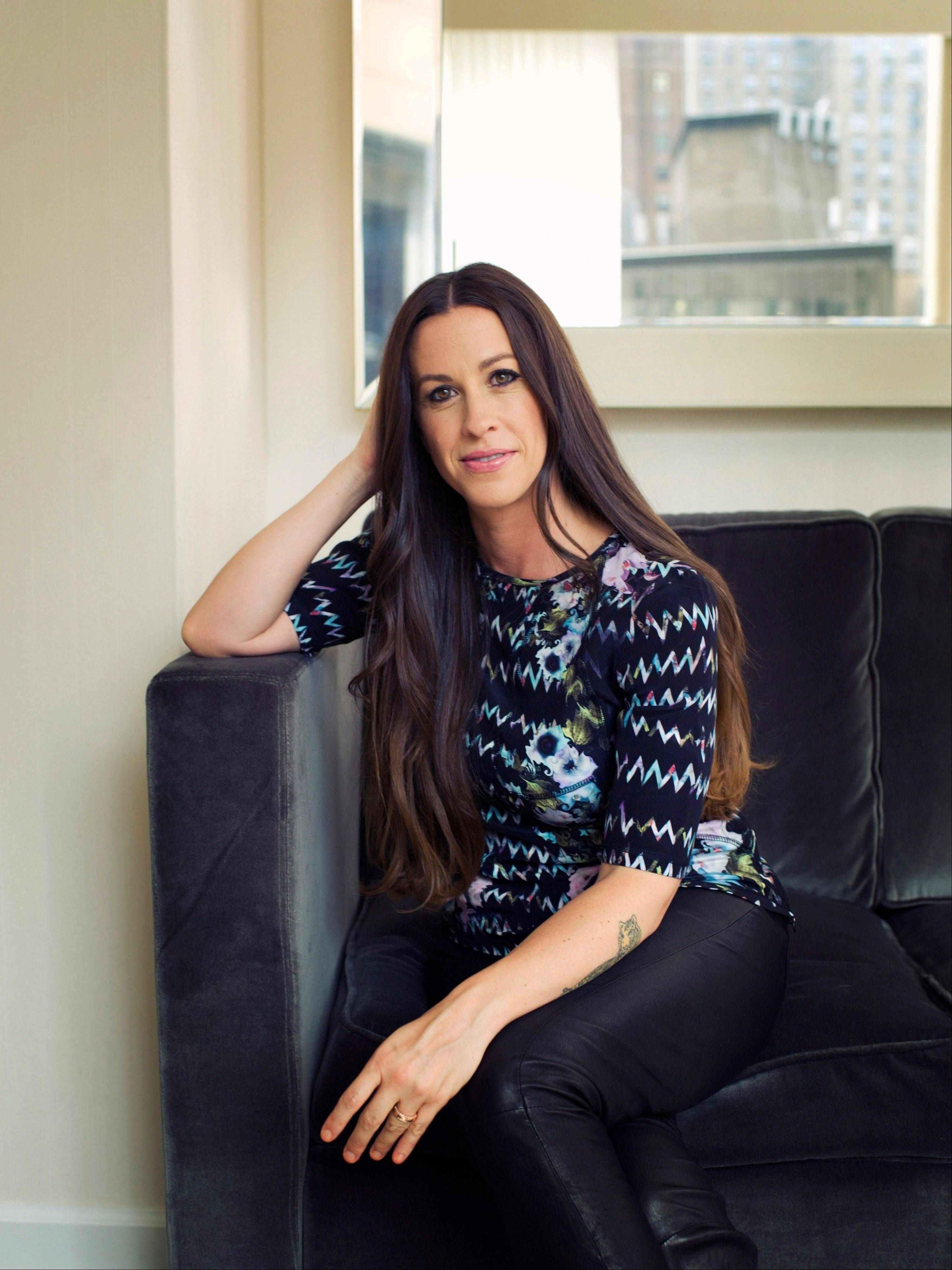 """There's a new climate that I'm noticing ... of women just being loved and respected and honored in a way that even 10 years (ago) I didn't notice,"" Alanis Morissette said recently."
