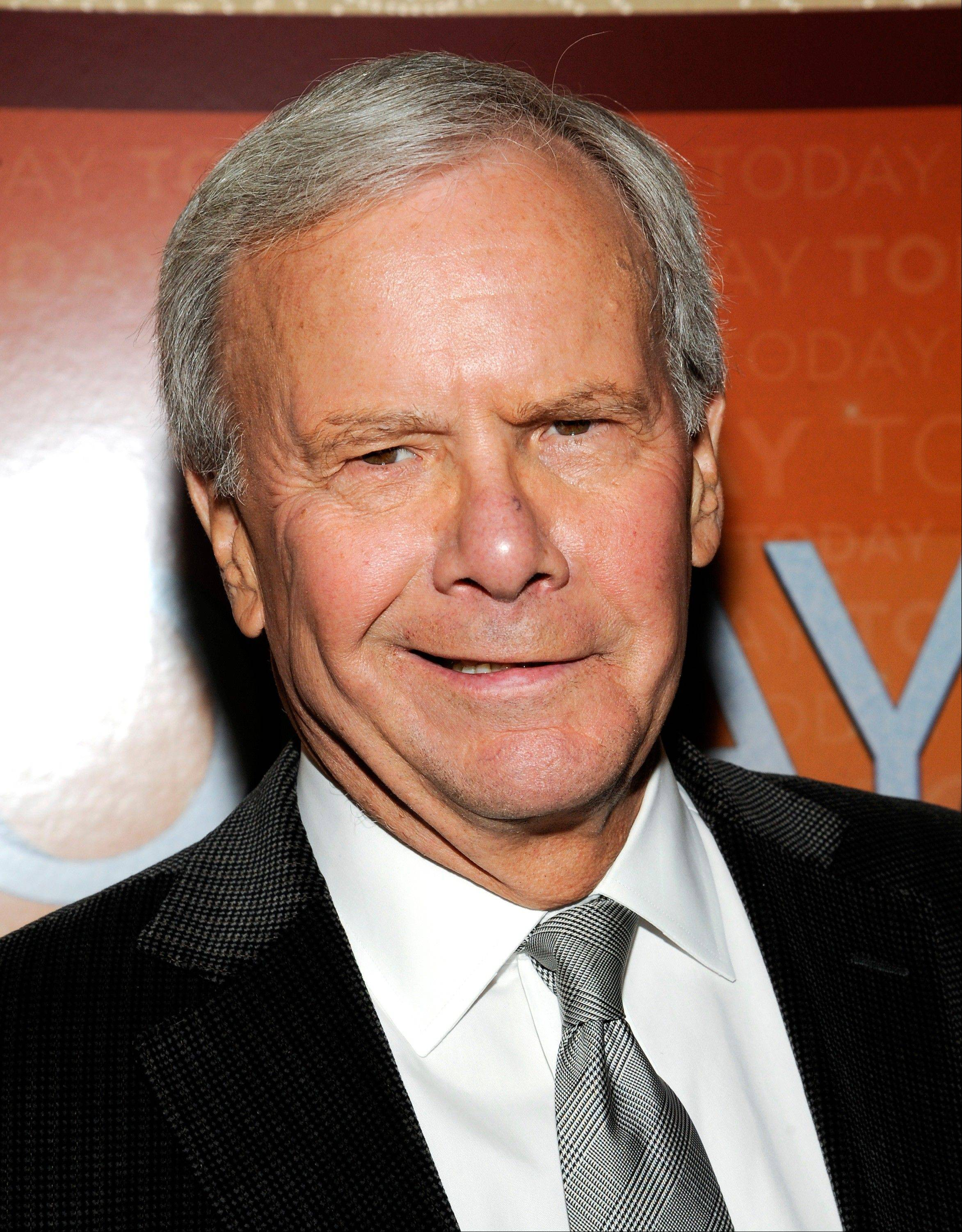 NBC News special correspondent Tom Brokaw was taken to a Charlotte, N.C., hospital Thursday morning after appearing on MSNBC�s �Morning Joe� because he felt �lightheaded� on the set of the news-talk program.