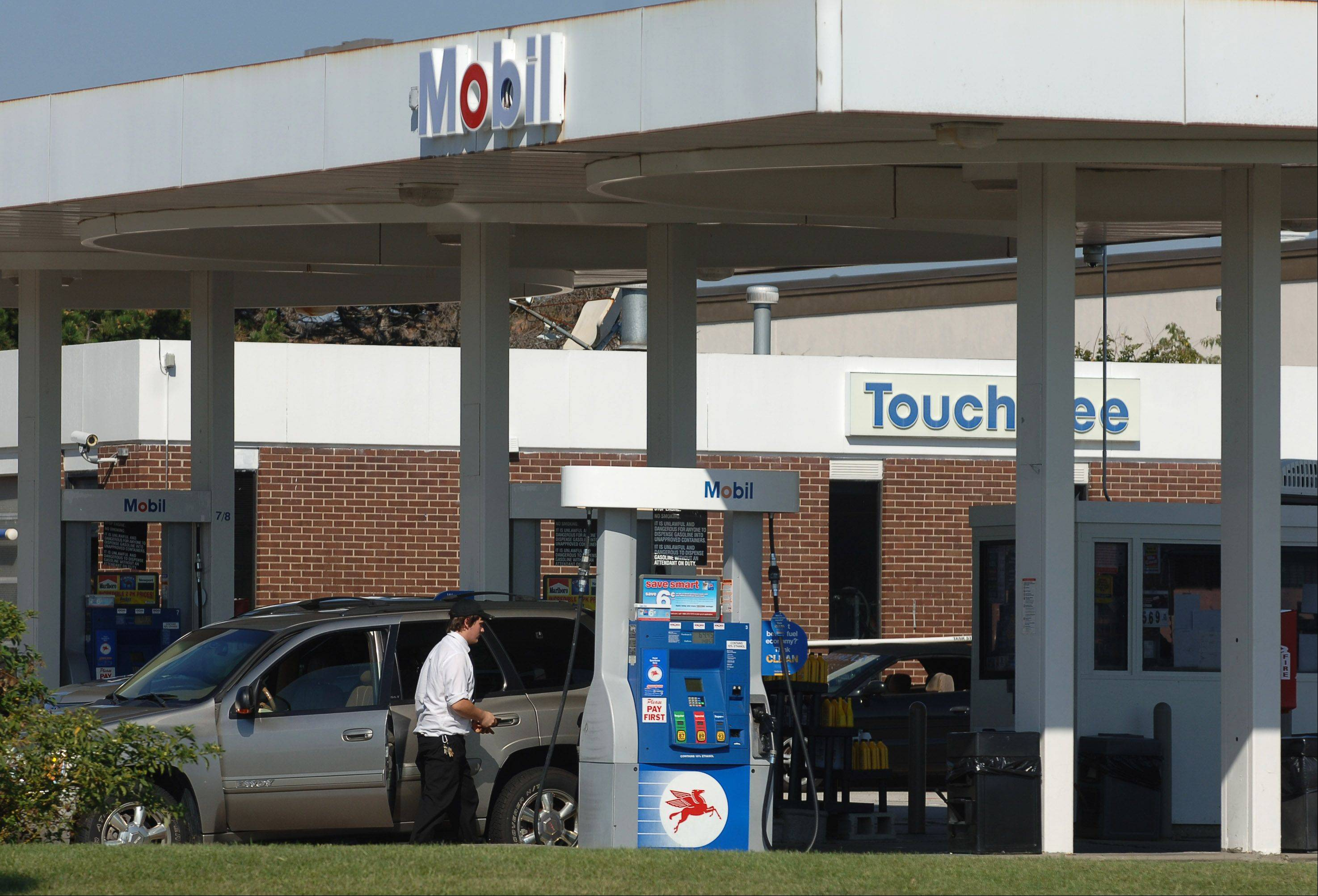 Omaha-based Buchanan Energy plans to demolish the old Mobil gas station on Route 60 in Vernon Hills and replace it with a new station, convenience store and car wash.