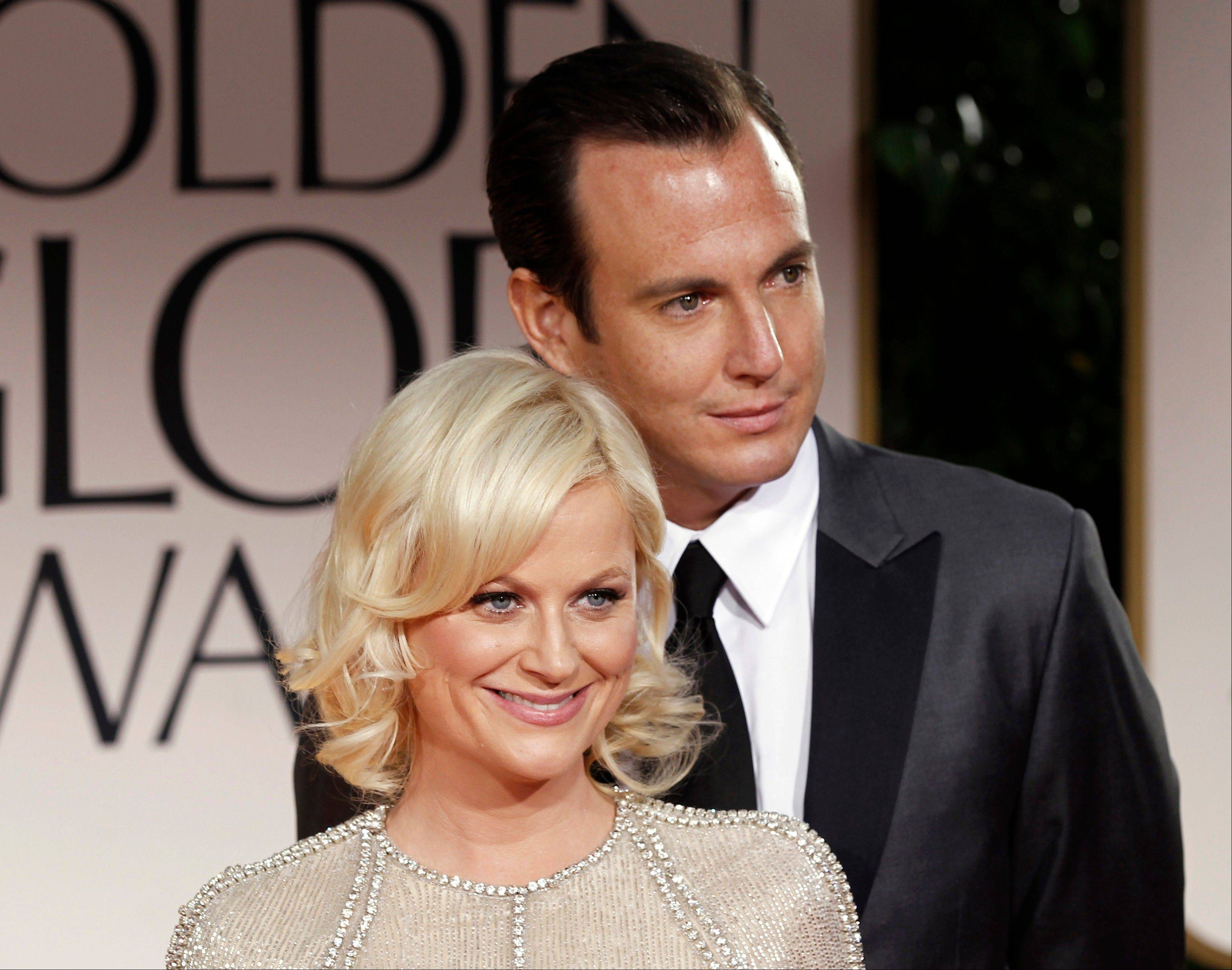 Amy Poehler and Will Arnett are separating after 9 years of marriage, their publicist Lewis Kay confirmed Thursday.