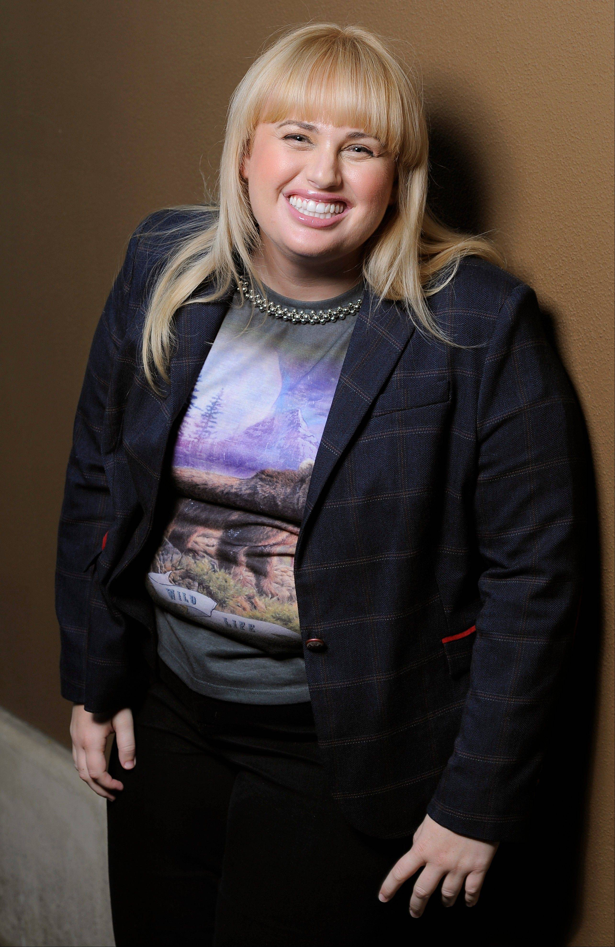 "Though Rebel Wilson is a fresh face for American audiences, she's no stranger to performing. She's currently starring in ""Bachelorette."""