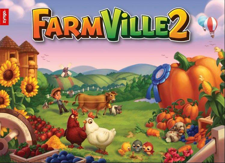"This undated image provided by Zynga shows a screenshot of Farmville 2, announced on Wednesday, Sept. 5, 2012. Not Long ago, online games company Zynga looked on pace to unseat much bigger, well-established rivals as it rode the popularity of ""FarmVille,"" the clicking game of virtual cows and real money. But the iPad came along, and more people bought smartphones. People weren't playing Zynga's games on Facebook and computers as much as they used to."