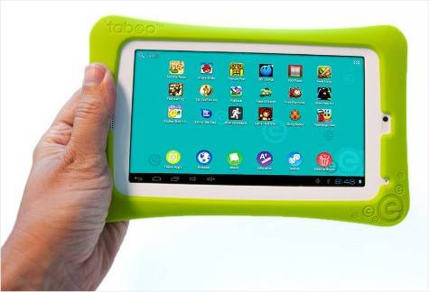 Toys R Us plans to launch its own tablet computer aimed at children called Tabeo on Oct. 21, a low-priced entry into the increasingly crowded tablet business.
