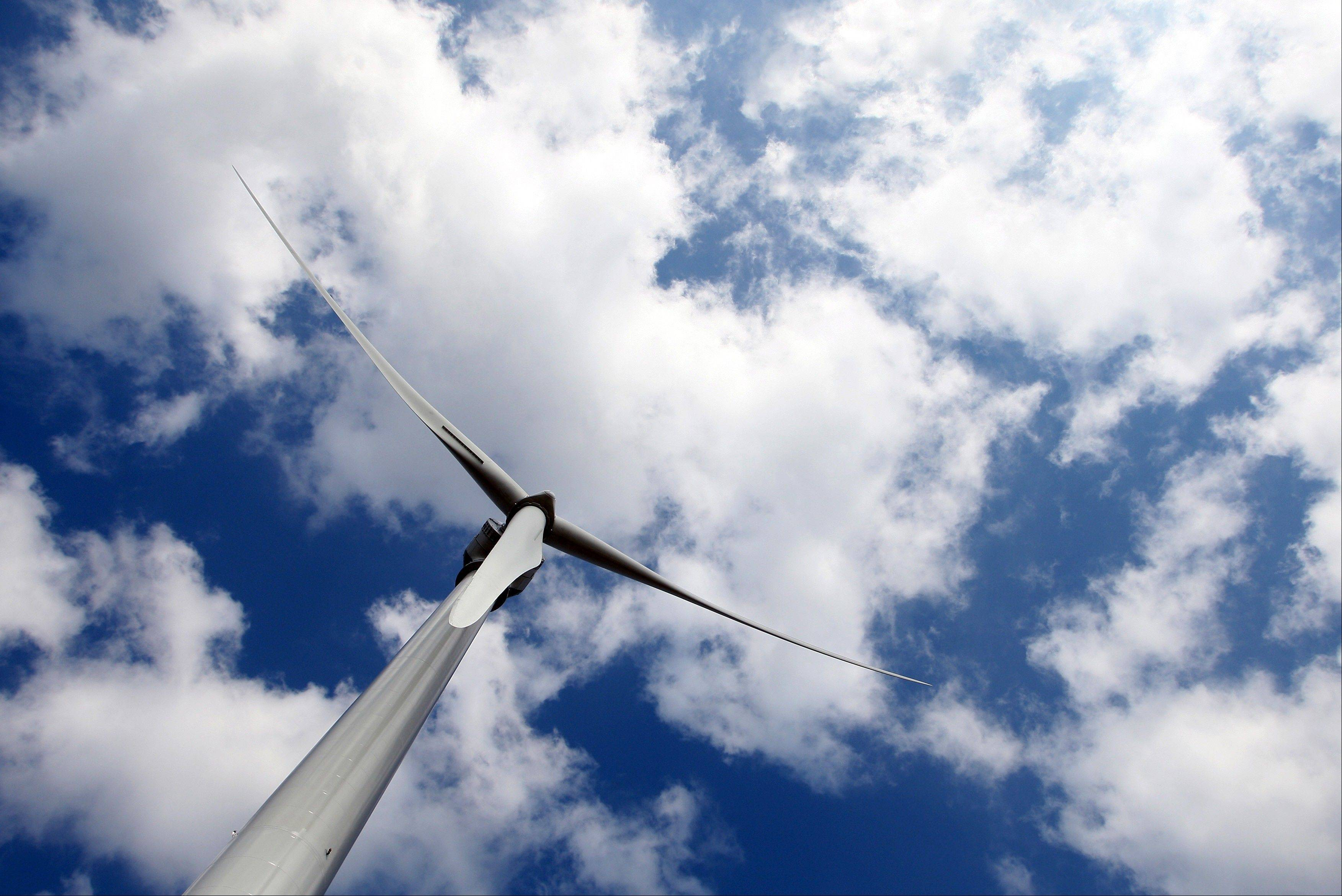 Can the wind power the entire world? Two new scientific studies say yes -- technically.