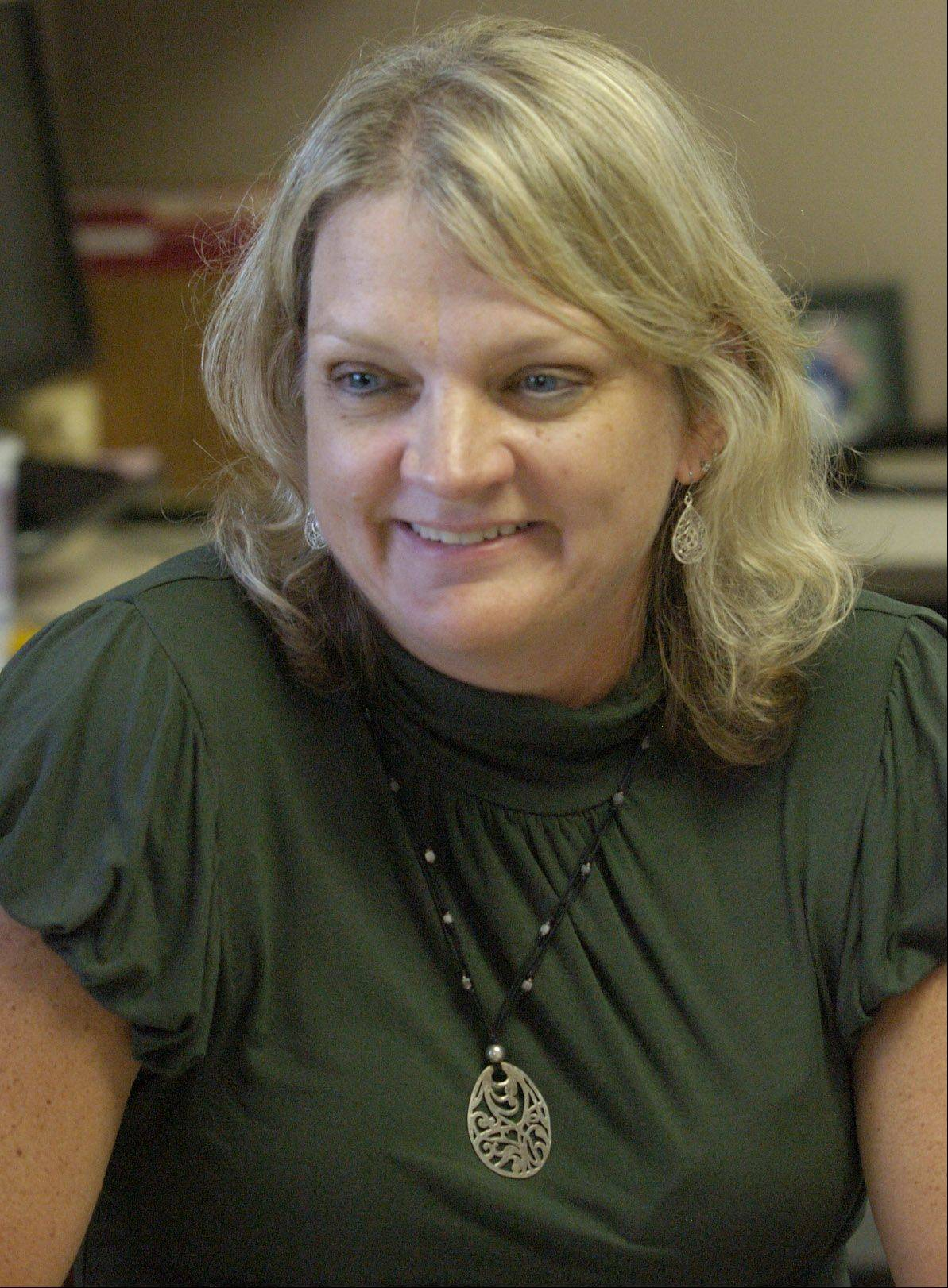 Janet VanZant of Deer Park is employed at the Village of Deer Park.