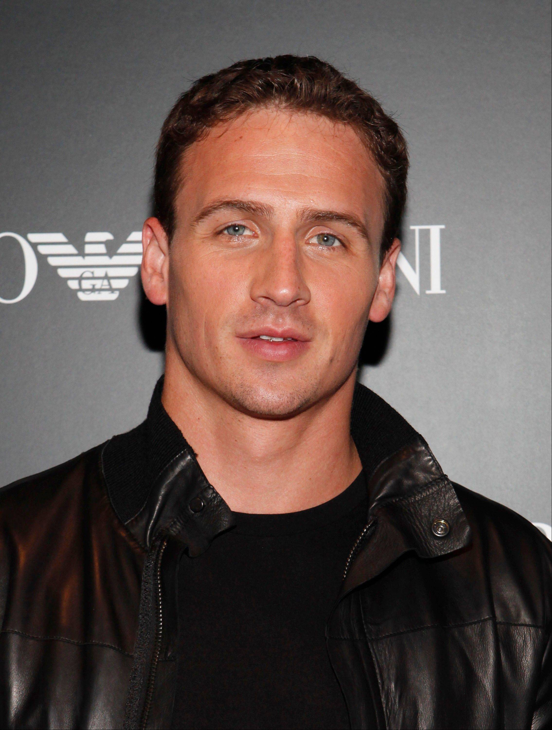 Olympic swimmer Ryan Lochte is among the Latino U.S. Olympians to be honored at this year's ALMA Awards.