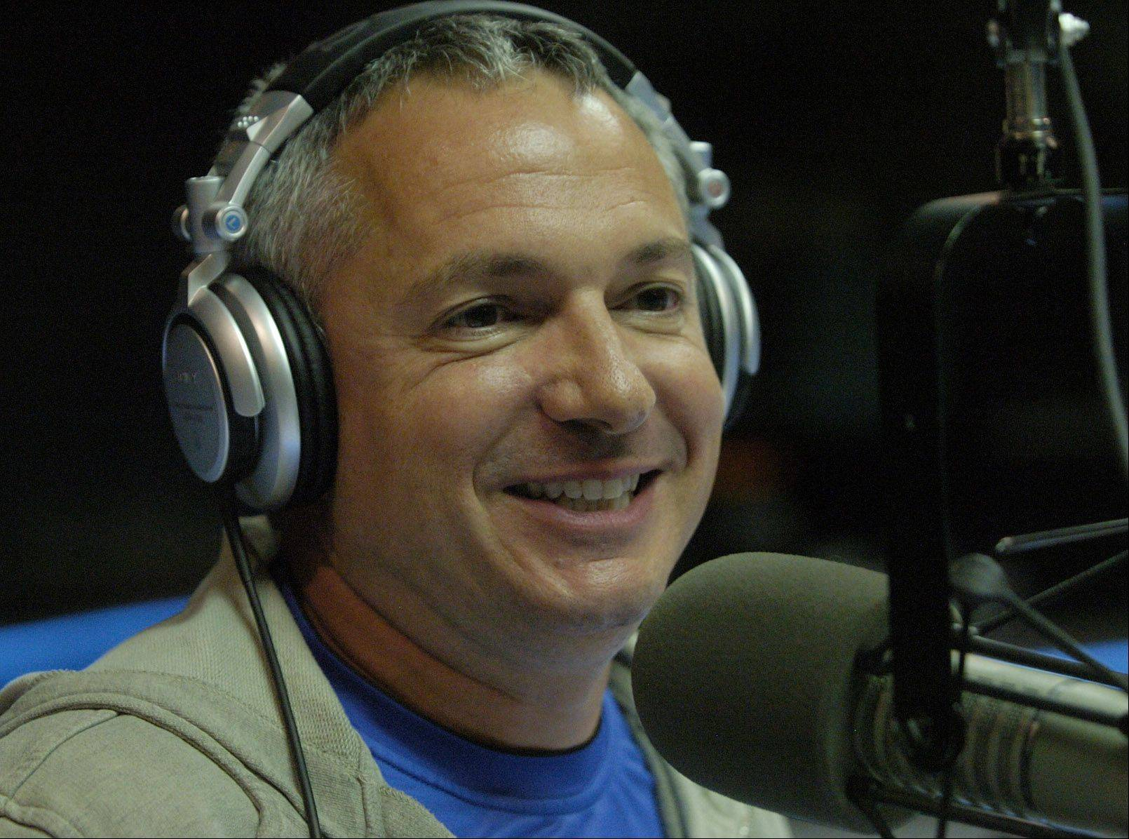 "Carl Amari of South Barrington hosts the nationally syndicated radio show ""Hollywood 360"" in the WIND 560-AM studios in Elk Grove Village. He's now branching out from classic radio to produce feature films in Hollywood."
