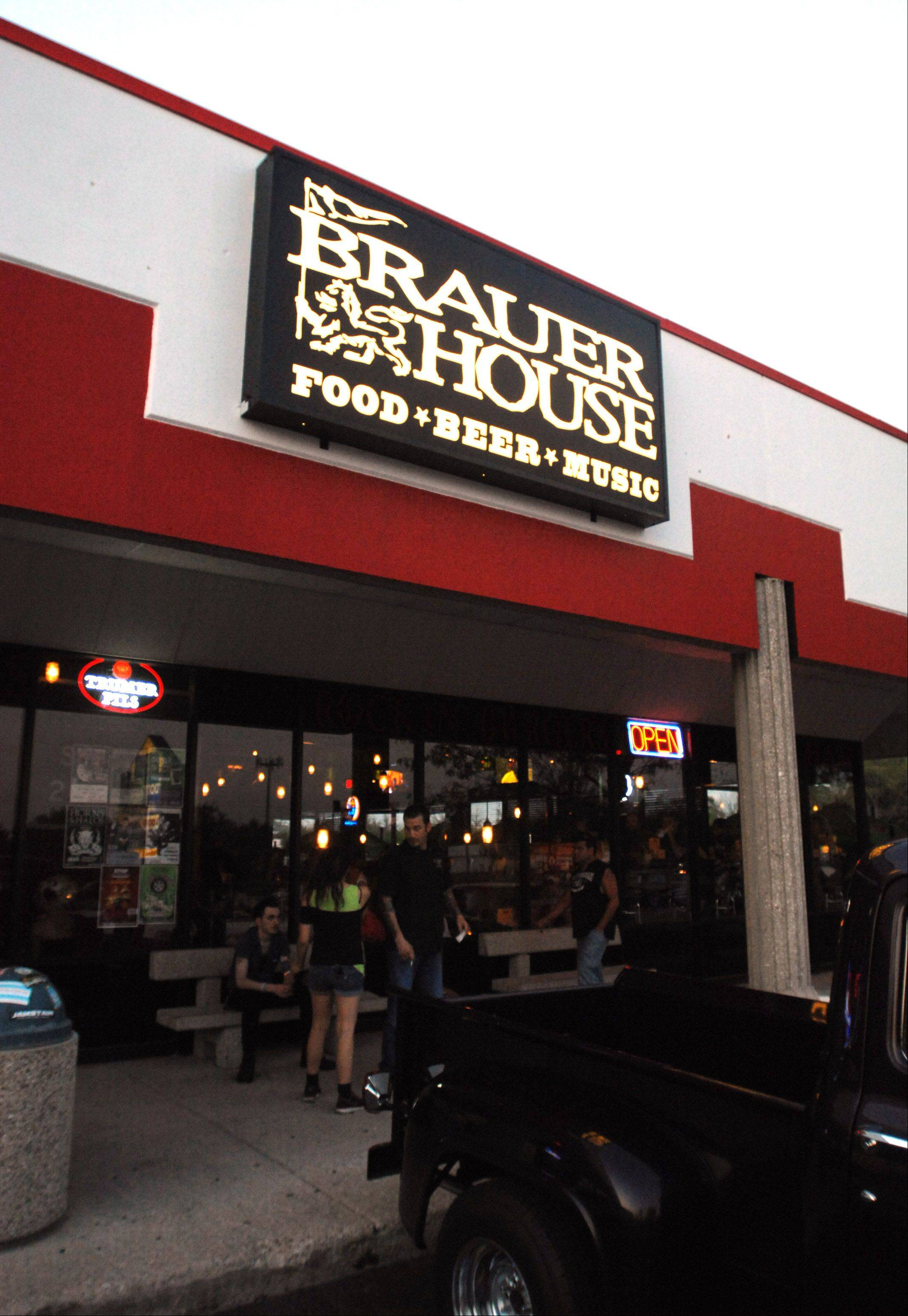 Brauer House draws music and beer fans to its Lombard location.
