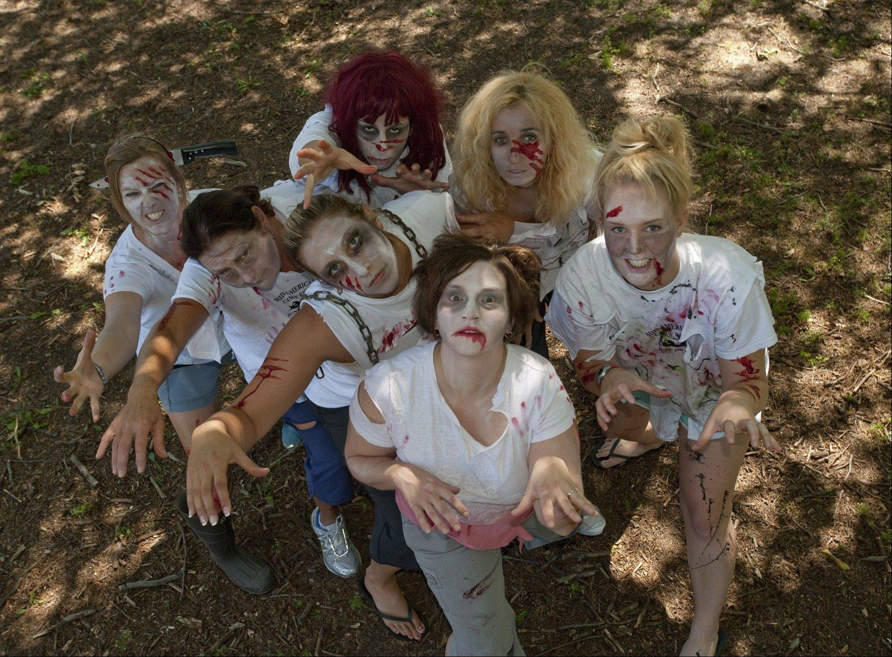 The living dead will infest Blackberry Farm on Oct. 5, when the inaugural Zombie Invasion 5K is held � for those who dare.
