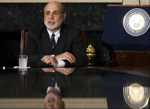 If the world's investors are right, the Federal Reserve and Chairman Ben Bernanke are about to take a bold new step to try to invigorate the U.S. economy when the Fed ends a two-day policy meeting Thursday.