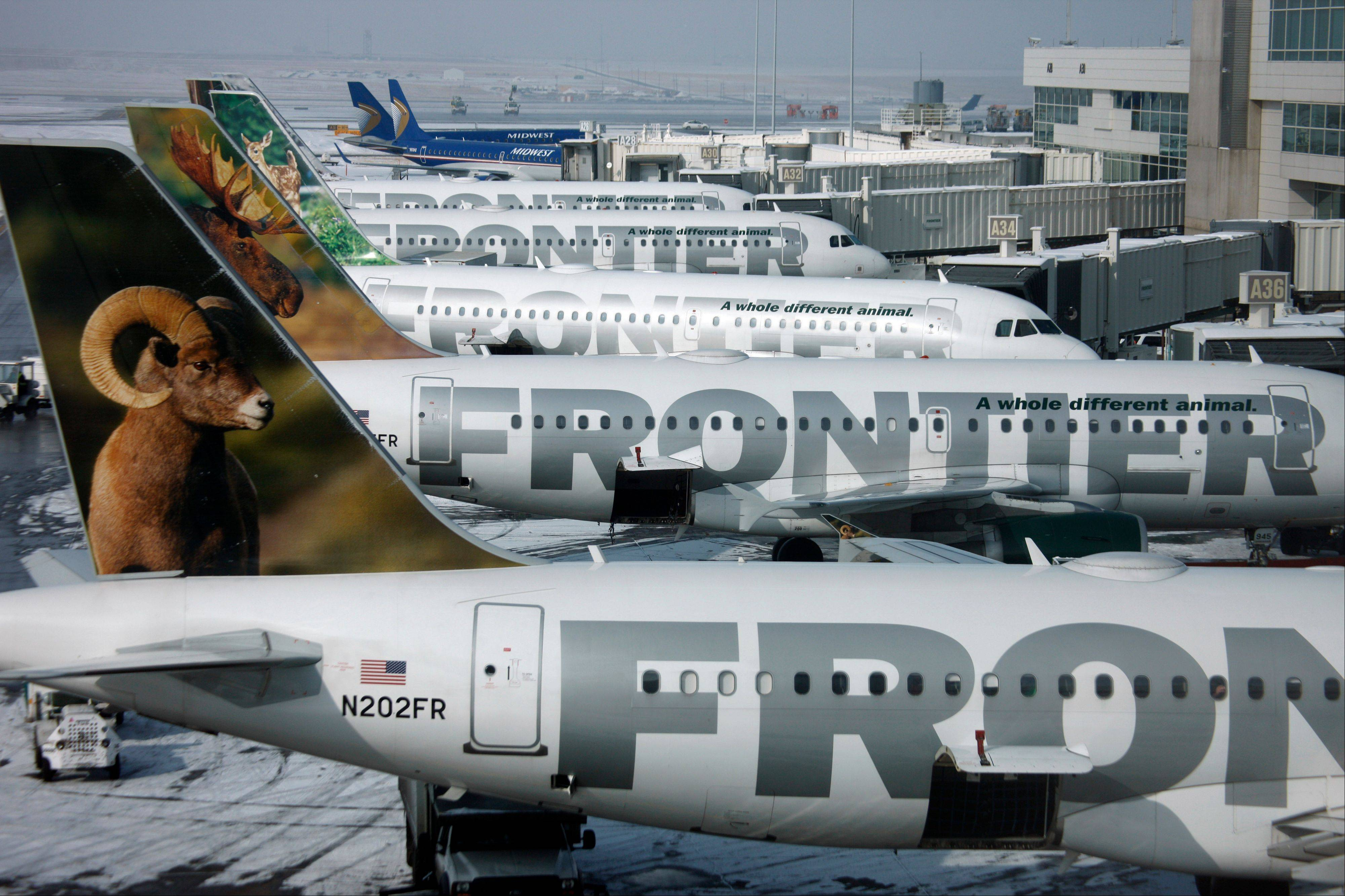 Carriers are offering more deals to passengers who book flights directly on their websites. Frontier Airlines is the latest carrier to jump into the fight, announcing Wednesday, Sept. 12, 2012, that it will penalize passengers who donít book directly with the airline.