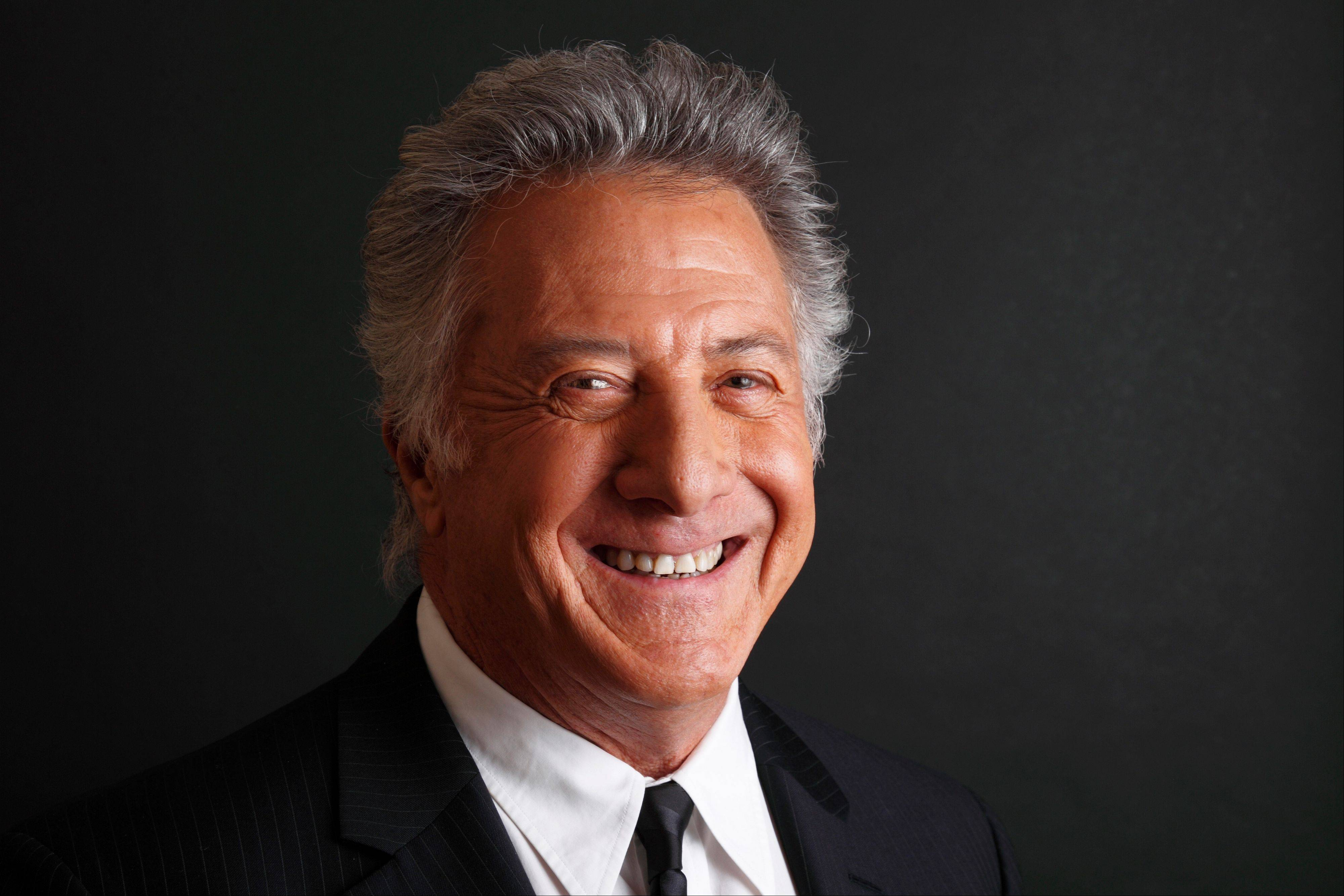 Actor Dustin Hoffman and David Letterman are among seven people receiving the 2012 Kennedy Center Honors. They join Chicago bluesman Buddy Guy, rock band Led Zeppelin and ballerina Natalia Makarova.