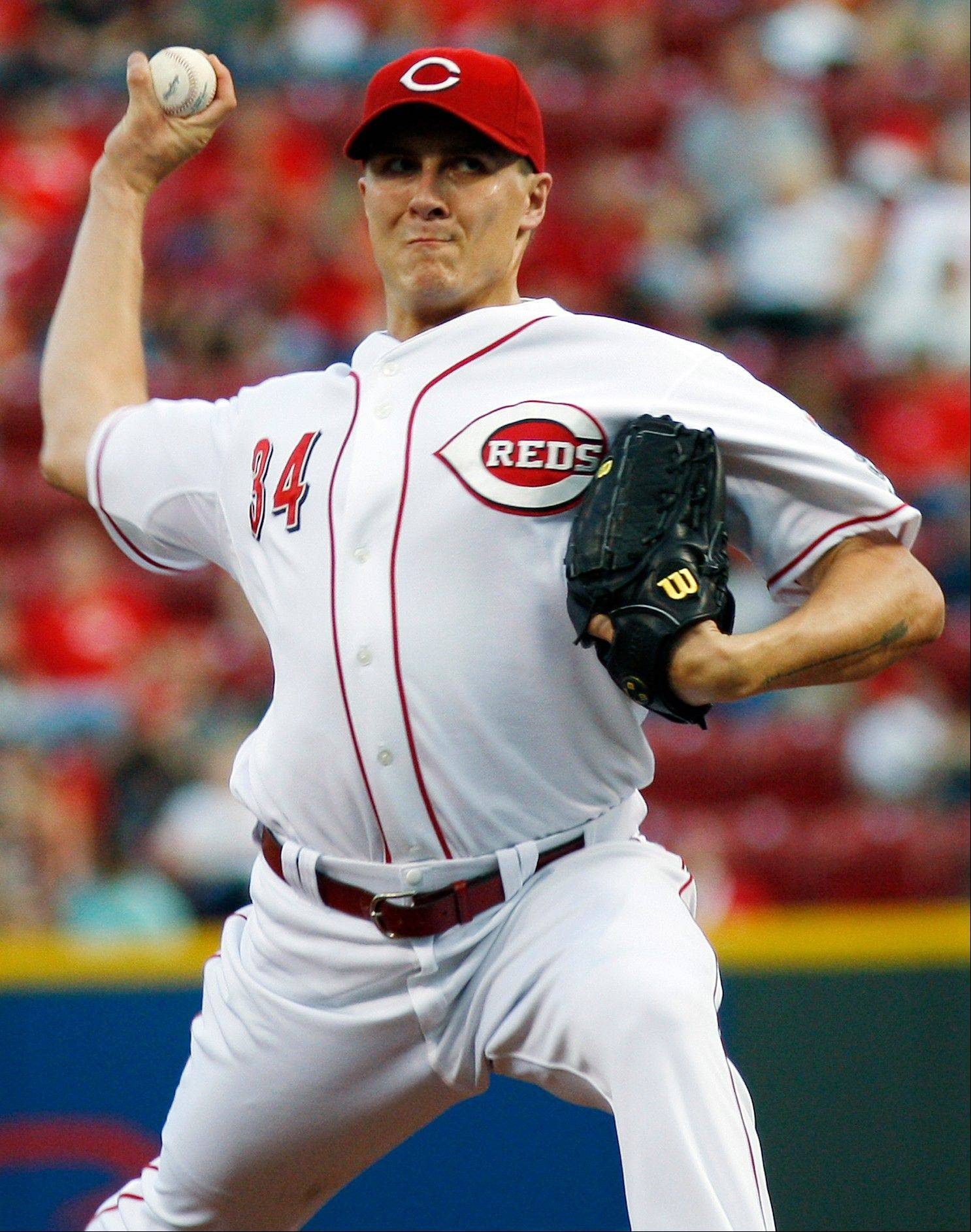 Cincinnati Reds starting pitcher Homer Bailey struck out four and walked two Wednesday in a home win over Pittsburgh.