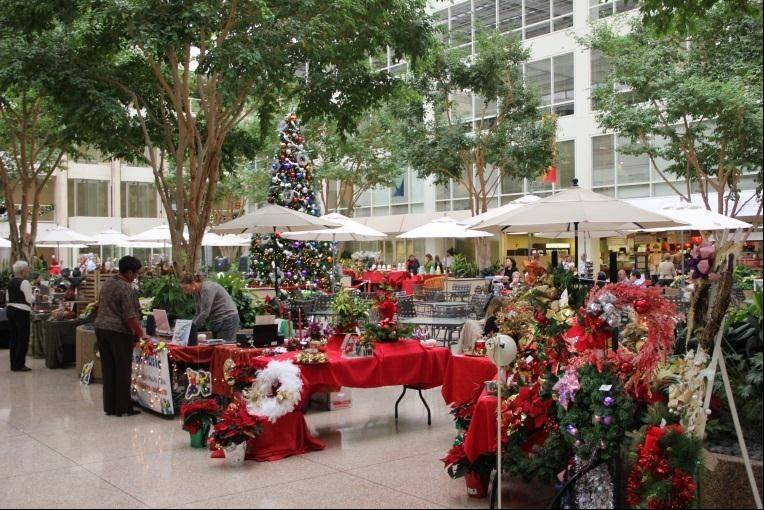 Crafters and vendors are being sought for Schaumburg Park Foundation's Holiday Shopping Bazaar being held Tuesday, Dec. 4, in the atrium of the Schaumburg Corporate Center on Woodfield Road. Visit parkfun.com for an application.