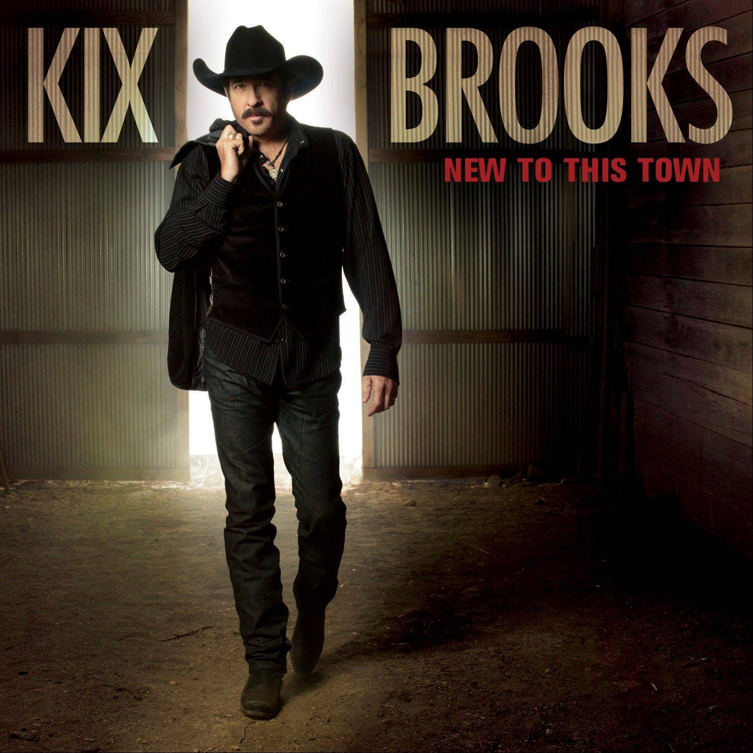 "Kix Brooks' ""New to this Town"""