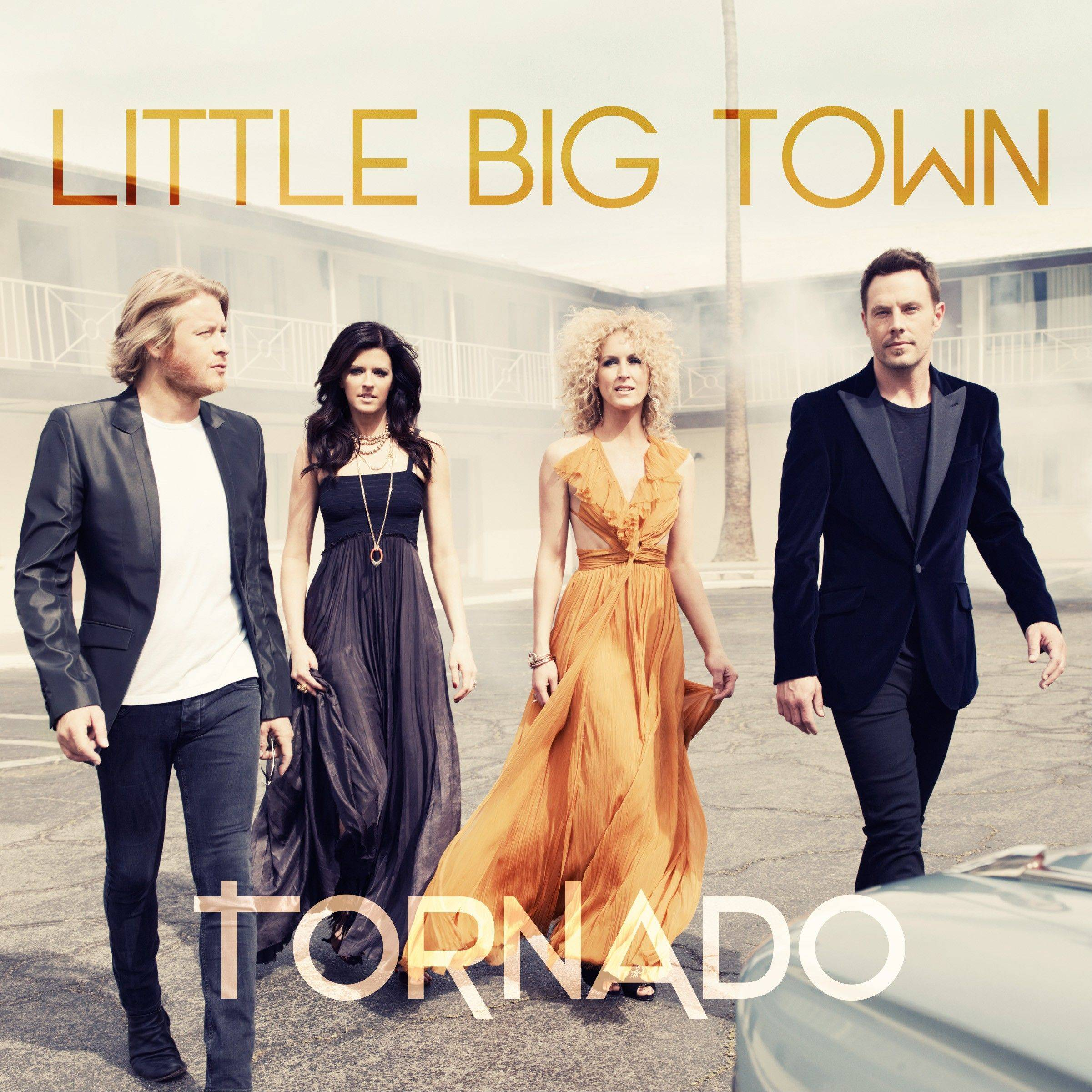 "Little Big Town's ""Tornado"""